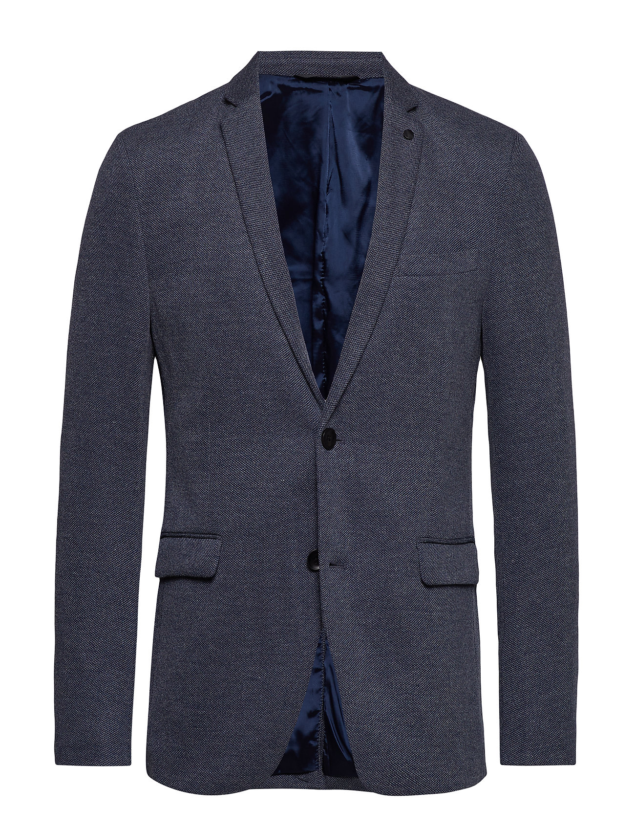 Esprit Casual Blazers knitted - GREY BLUE