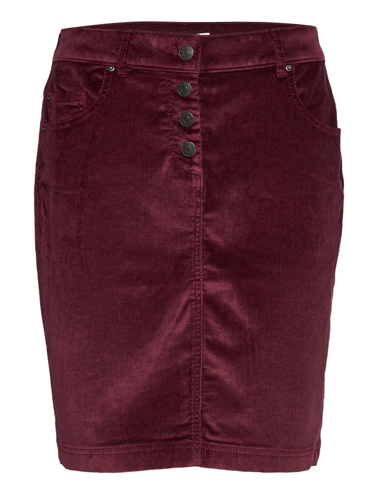 Image of Skirts Woven Kort Nederdel Rød Esprit Casual (3457715783)