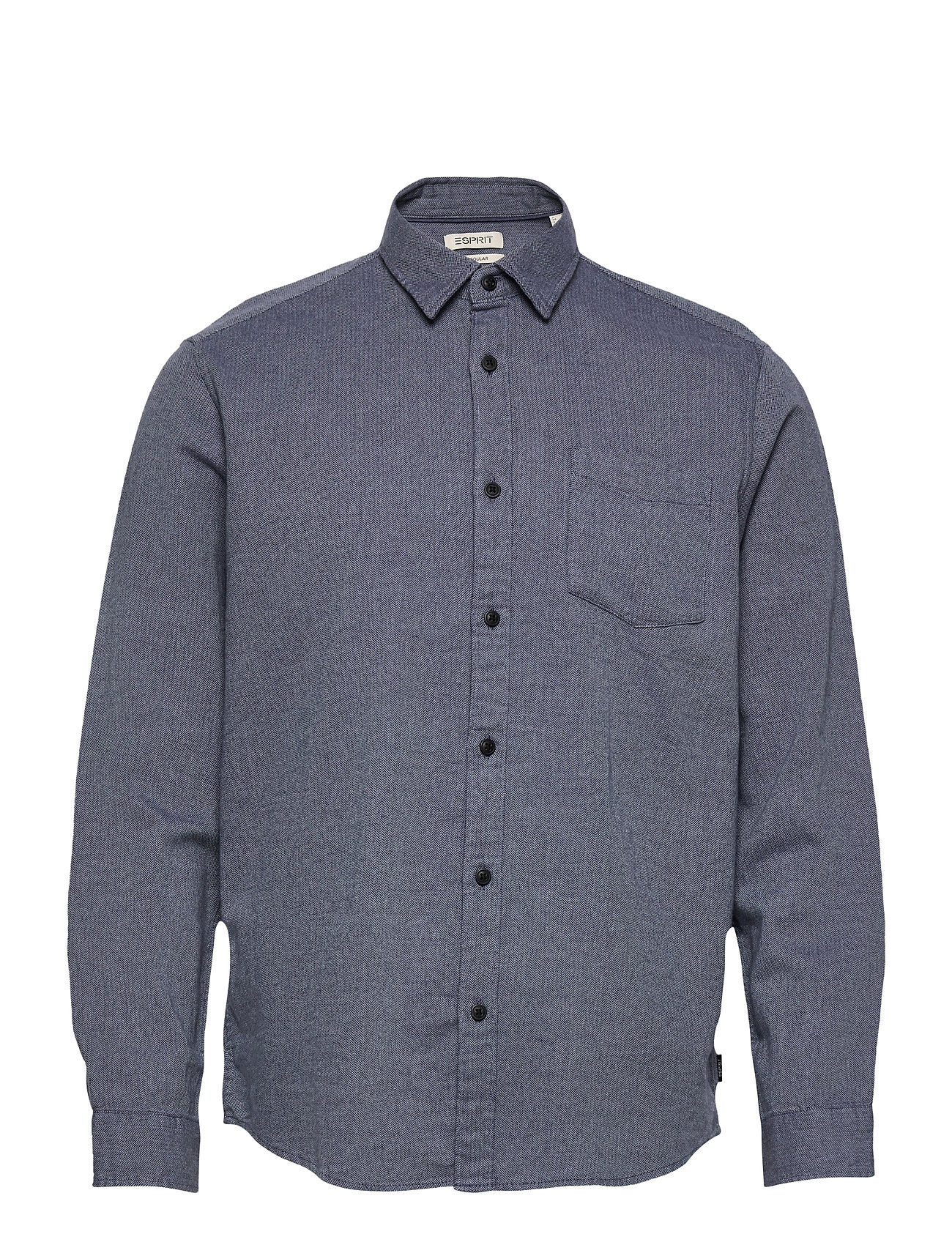 Image of Shirts Woven Skjorte Casual Blå Esprit Casual (3462445557)