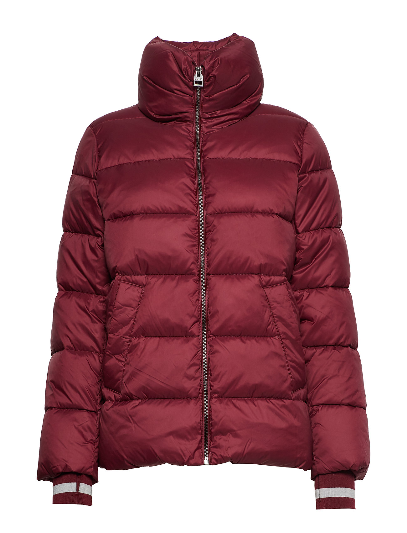 Esprit Casual Jackets outdoor woven - BORDEAUX RED