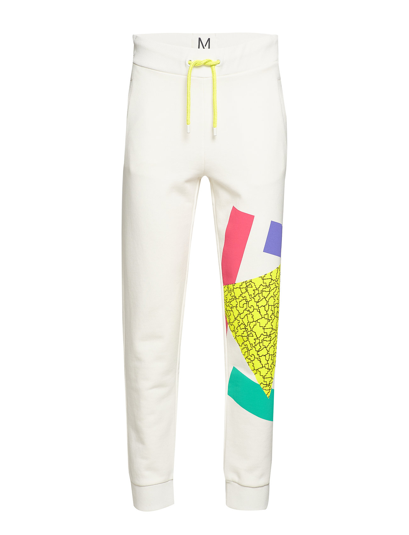 Esprit Casual Pants knitted - OFF WHITE