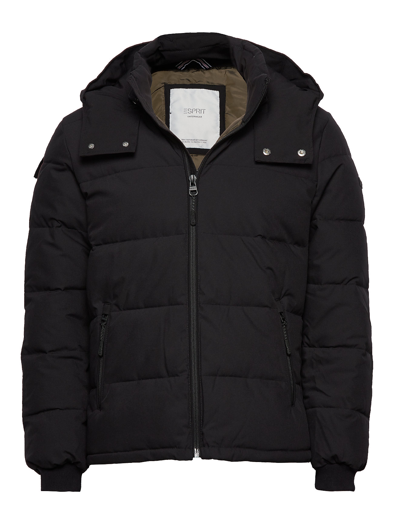 Esprit Casual Jackets outdoor woven - BLACK
