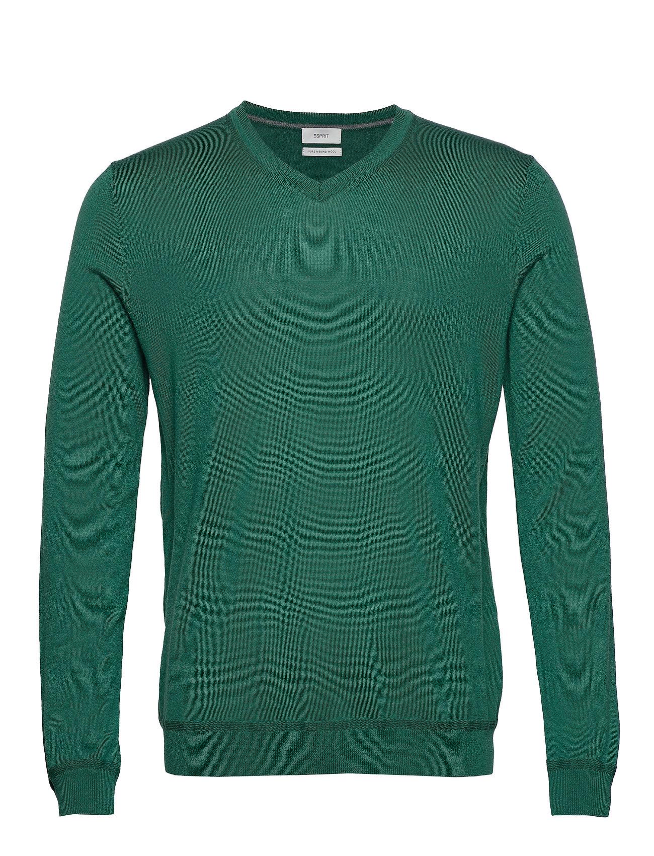 Esprit Casual Sweaters - EMERALD GREEN