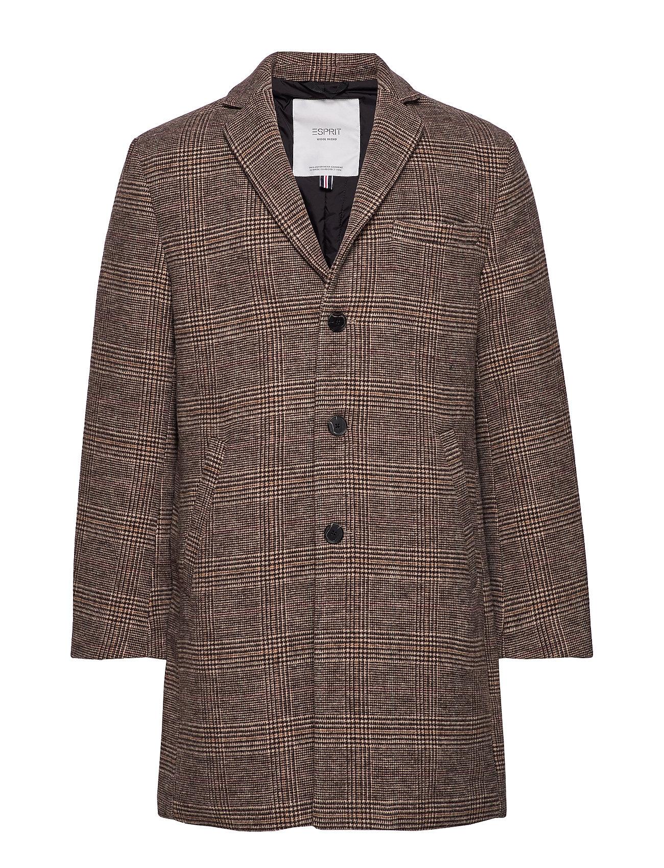 Esprit Casual Coats woven - CAMEL