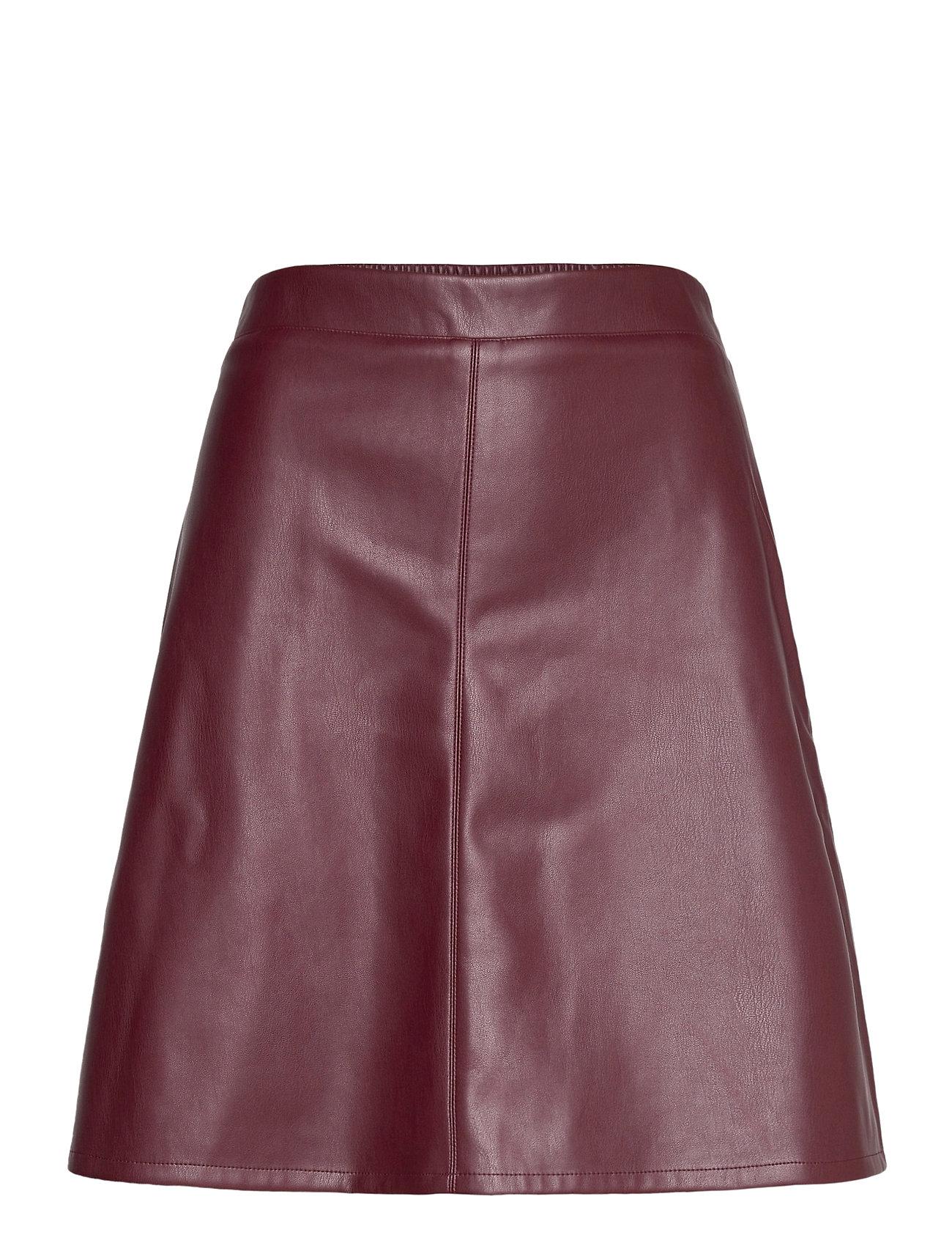 Image of Skirts Woven Kort Nederdel Rød Esprit Casual (3466696183)