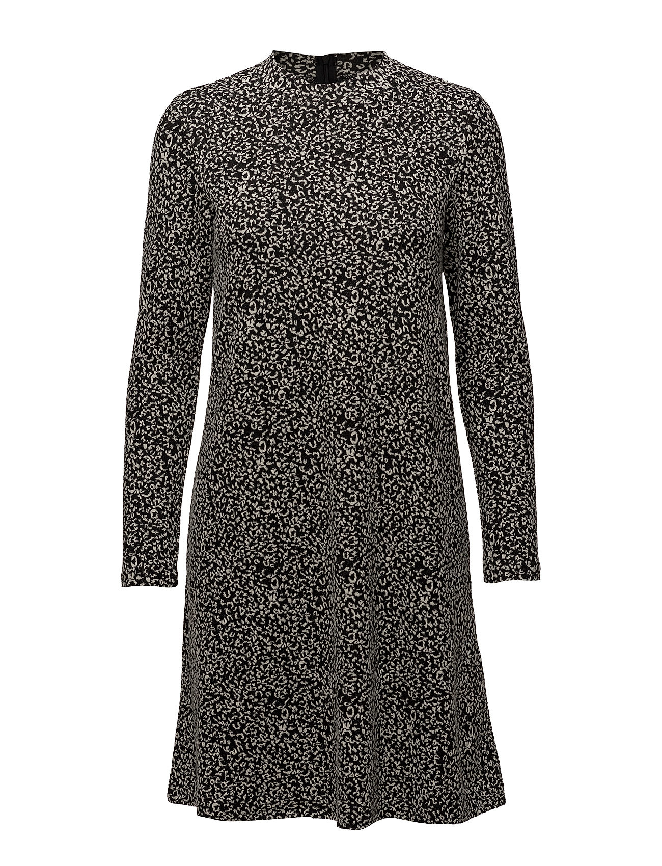 Esprit Casual Dresses knitted - BLACK