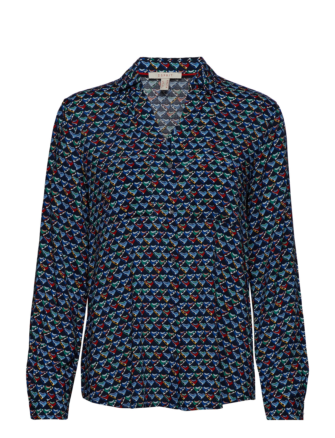 Esprit Casual Blouses woven - NAVY