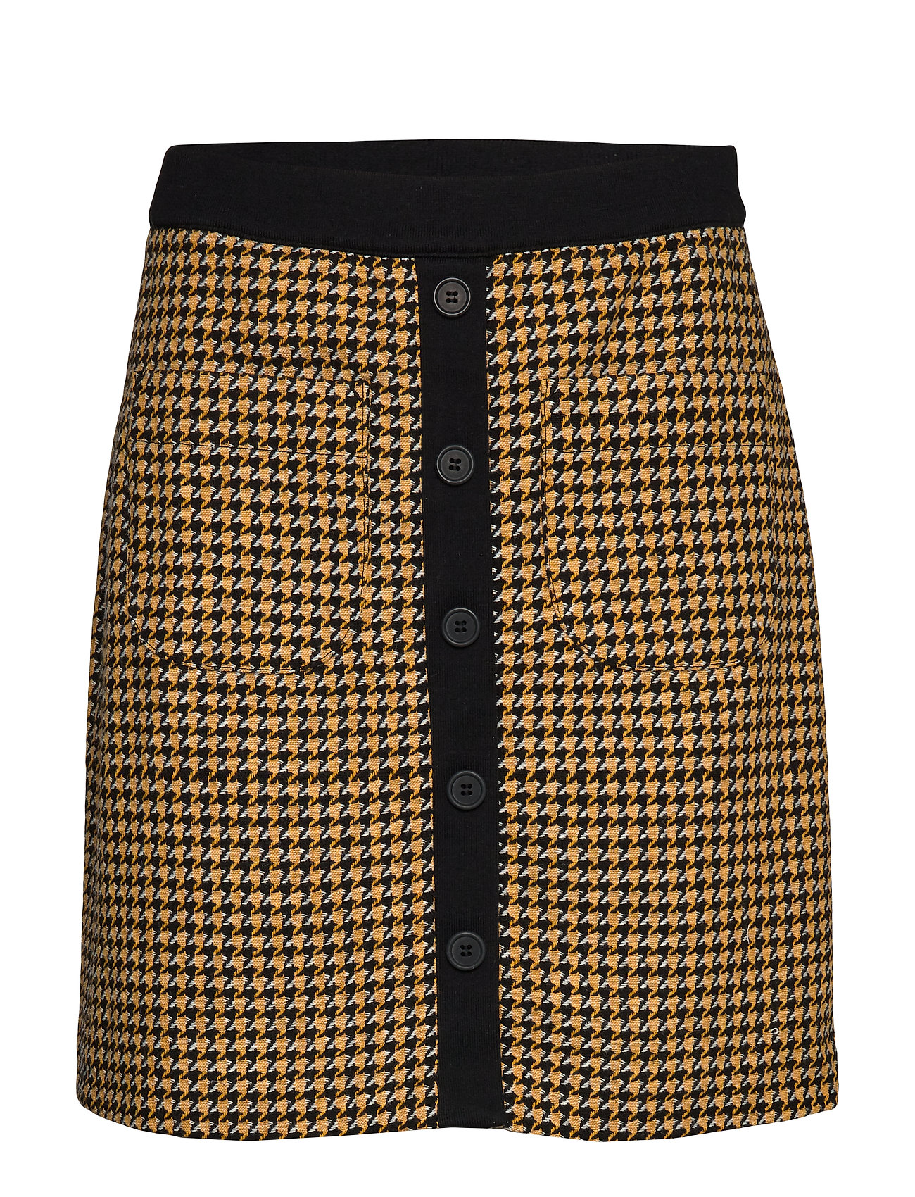 Esprit Casual Skirts woven - YELLOW