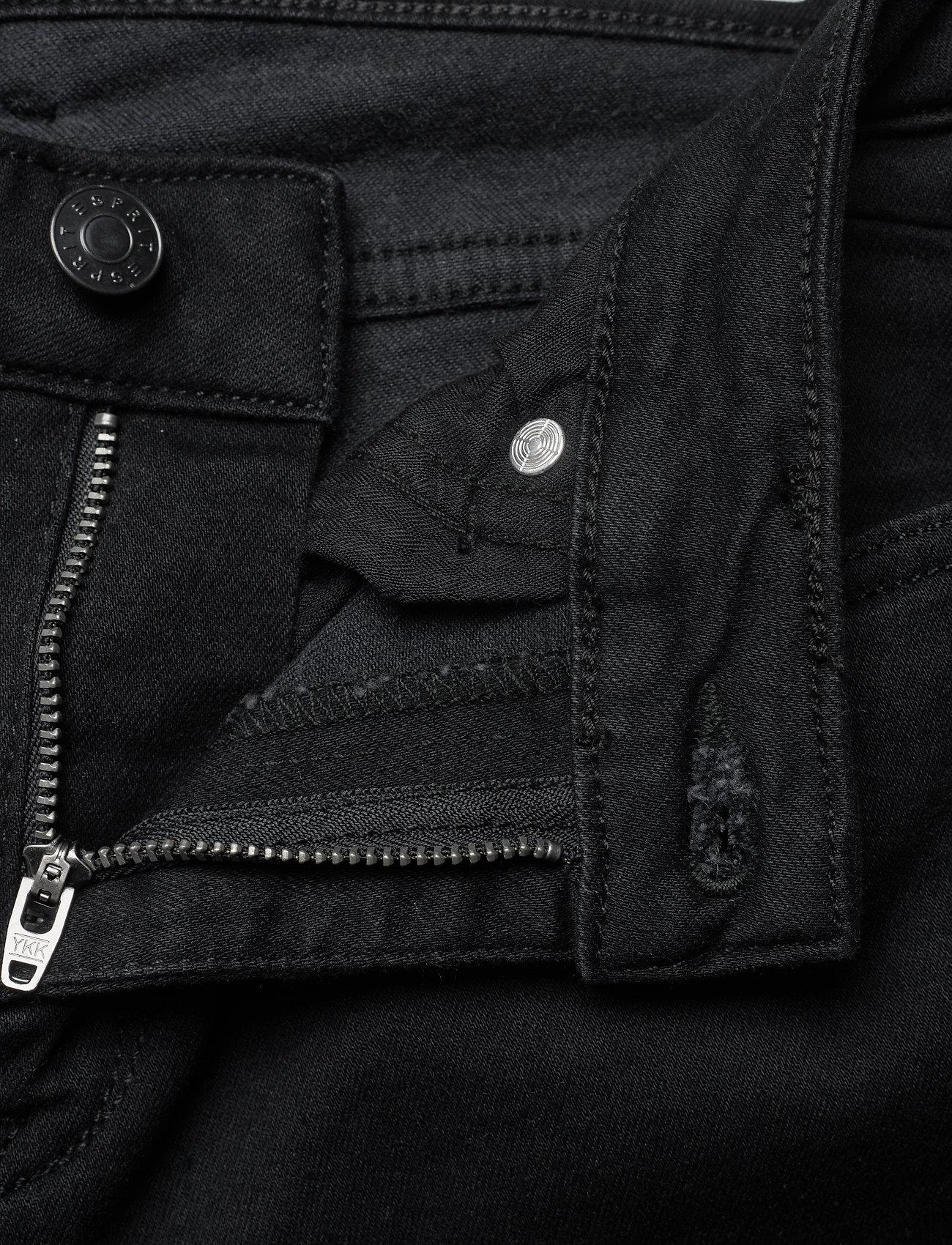 Esprit Casual - Pants denim - skinny jeans - black rinse - 3