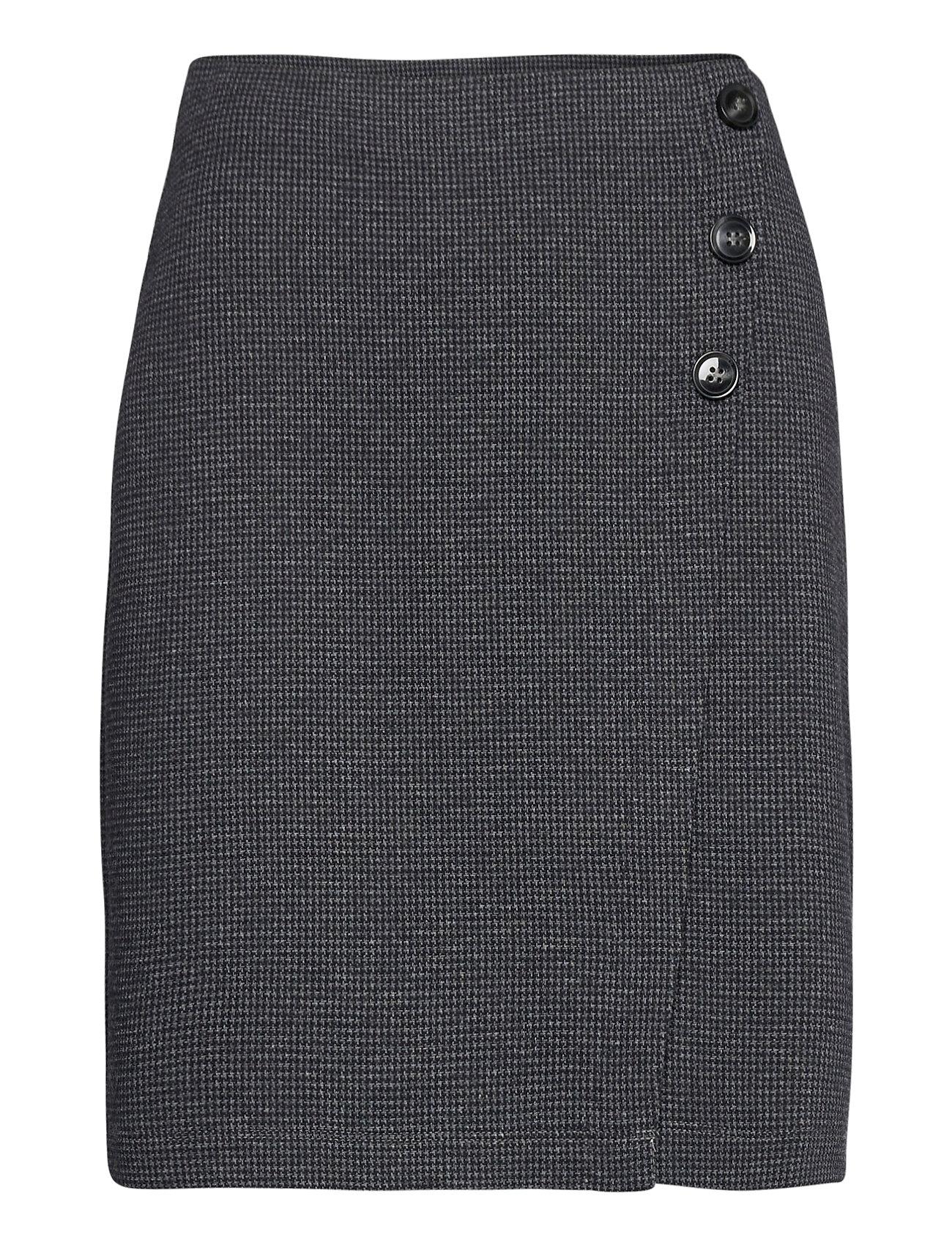 Image of Skirts Woven Kort Nederdel Blå Esprit Casual (3454497693)