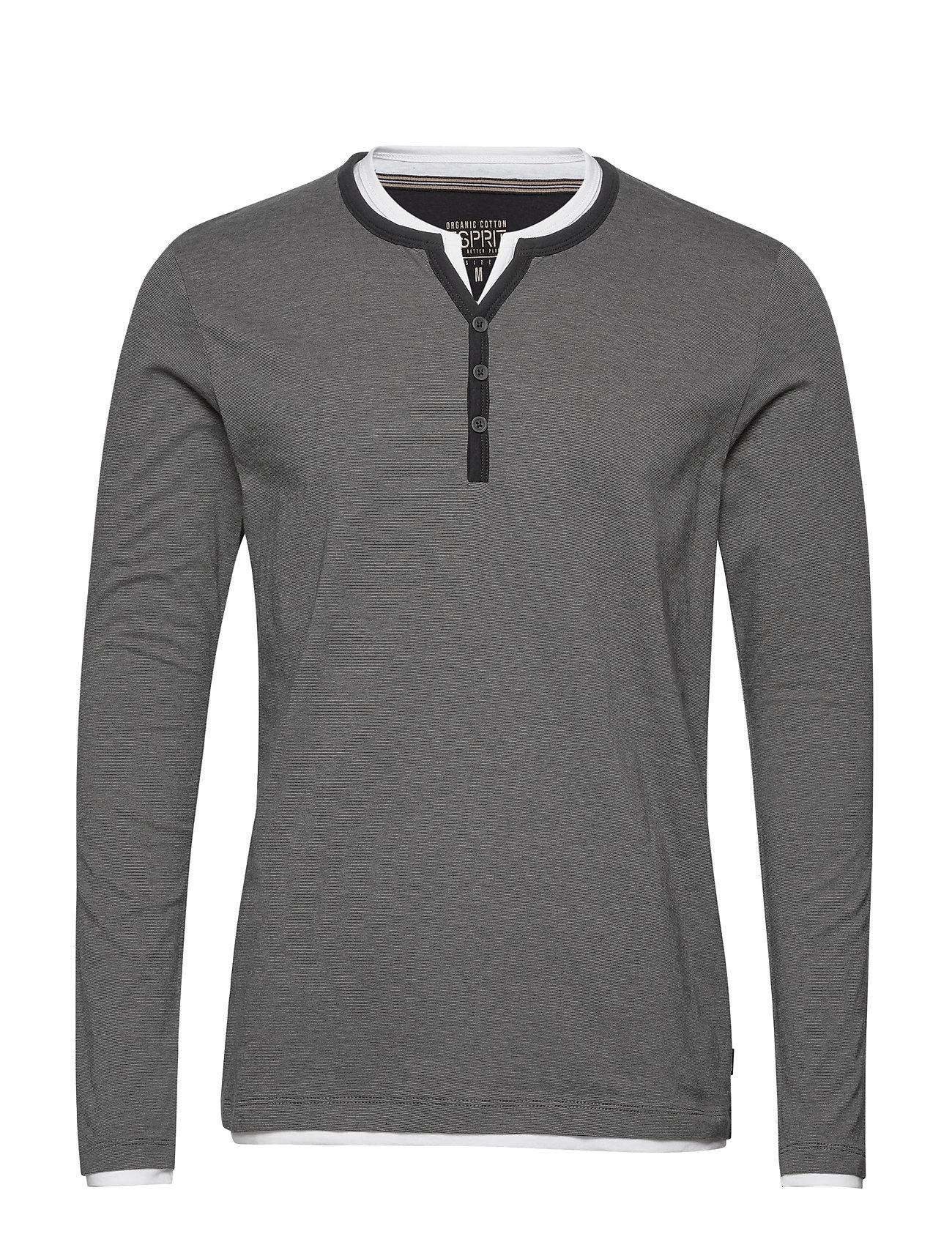Esprit Casual T-Shirts - BLACK 3