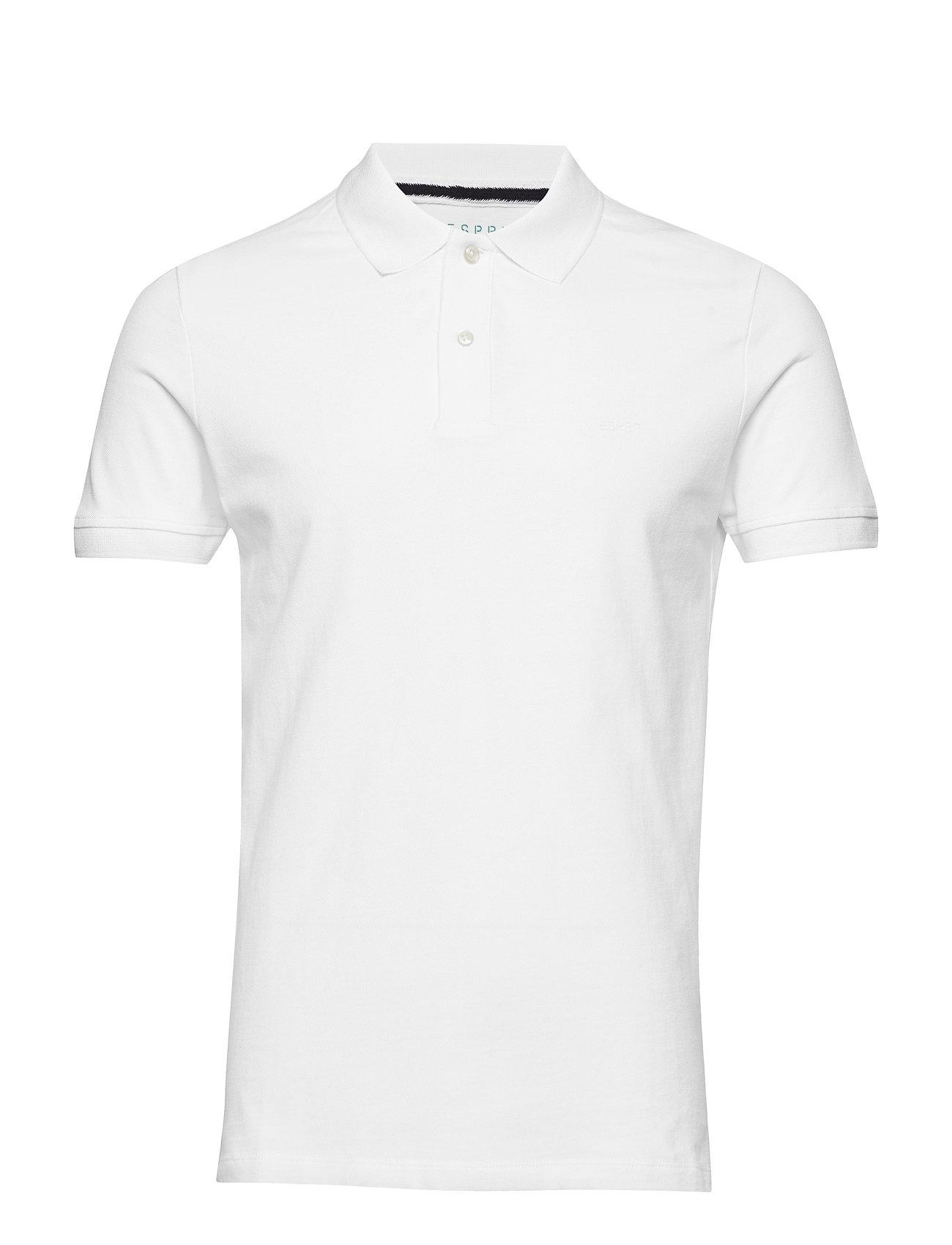 Esprit Casual Polo shirts - WHITE