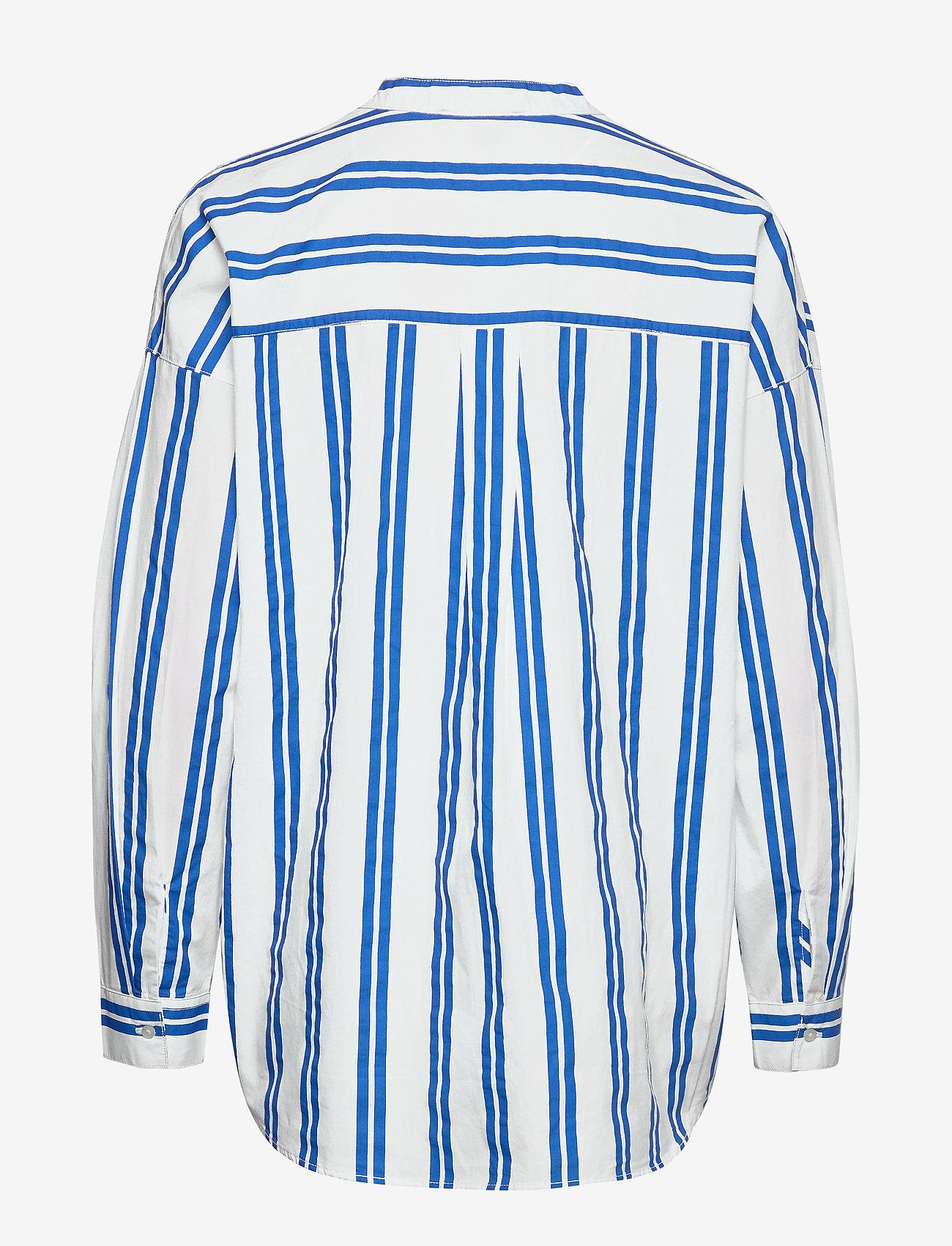 Esprit Casual - Blouses woven - langærmede bluser - bright blue - 1