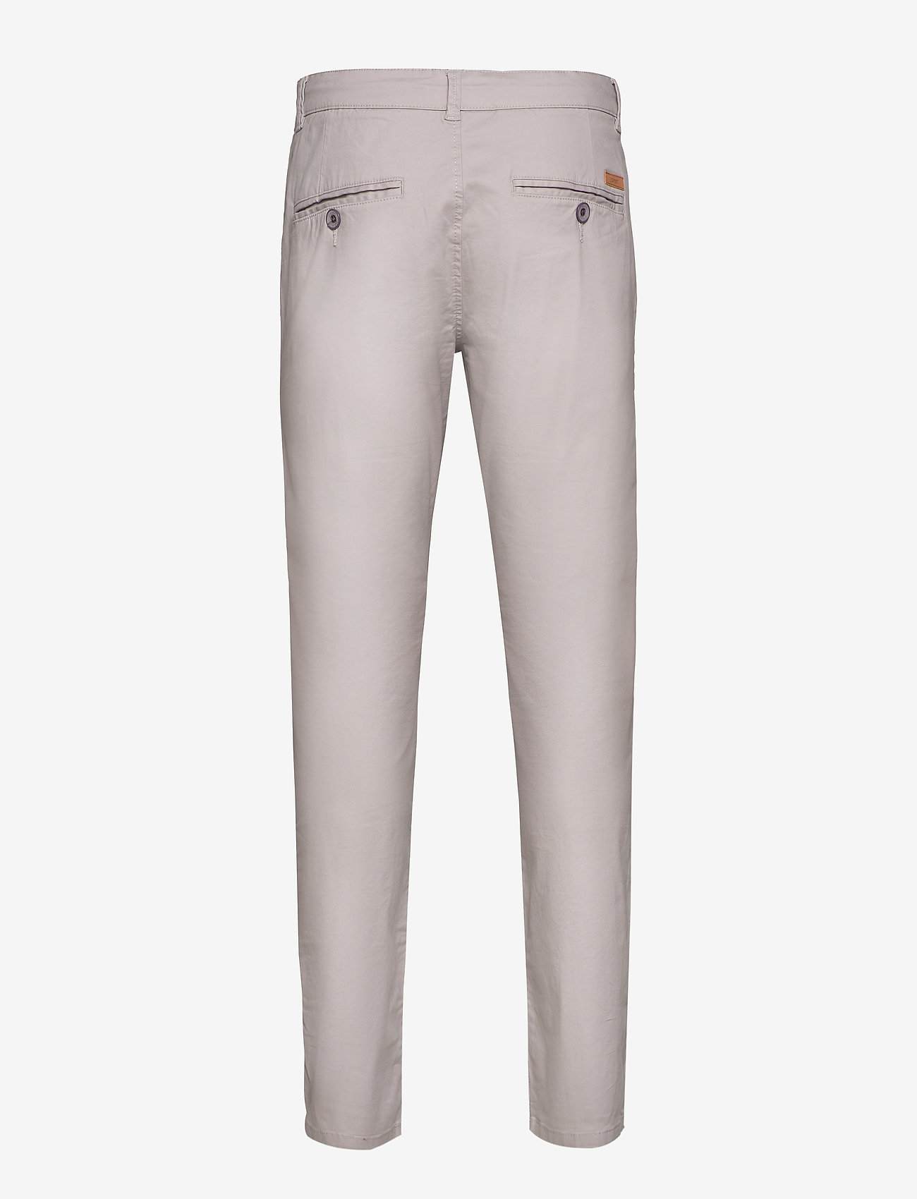 Esprit Casual - Pants woven - chino's - light grey - 1