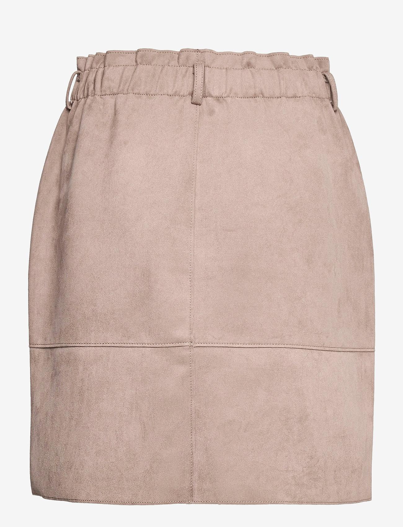 Esprit Casual - Skirts woven - korta kjolar - taupe - 1