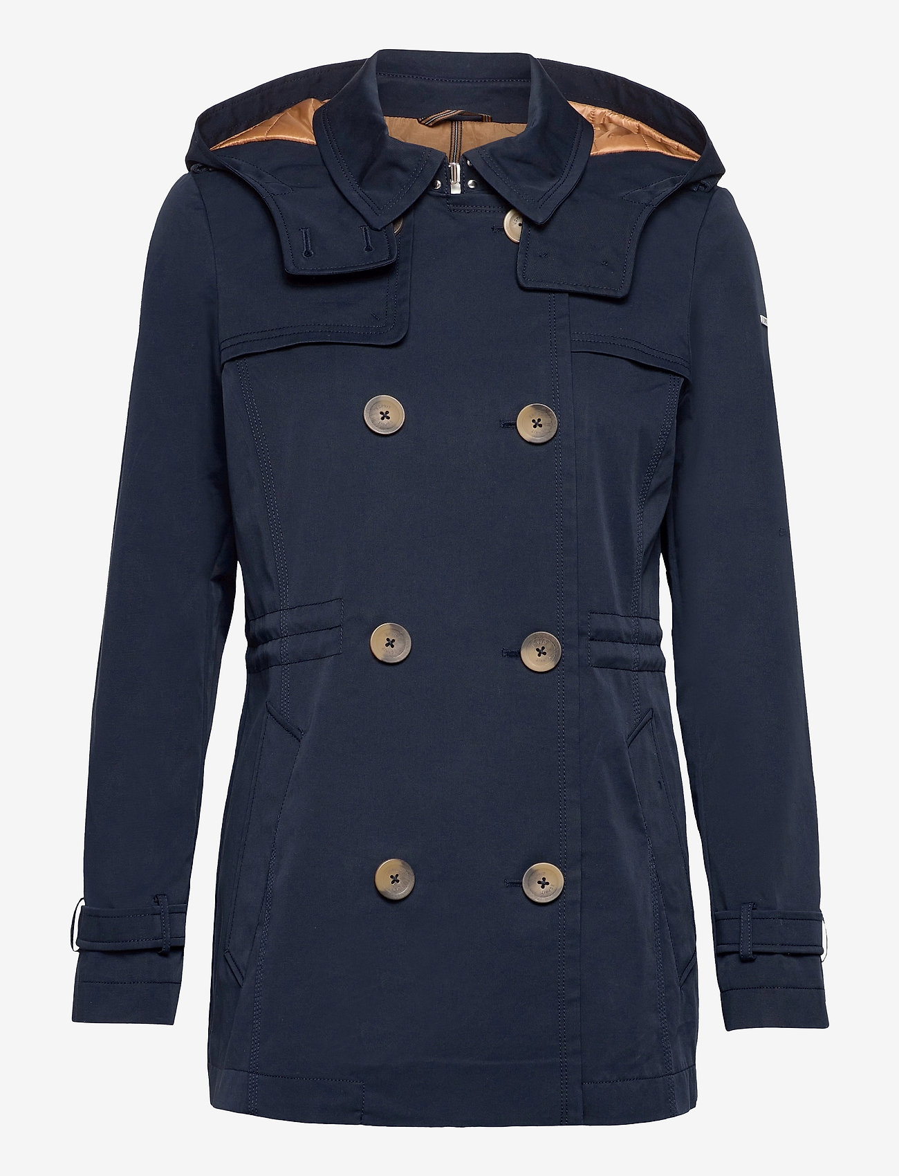 Esprit Casual - Jackets outdoor woven - trenchs - navy - 0