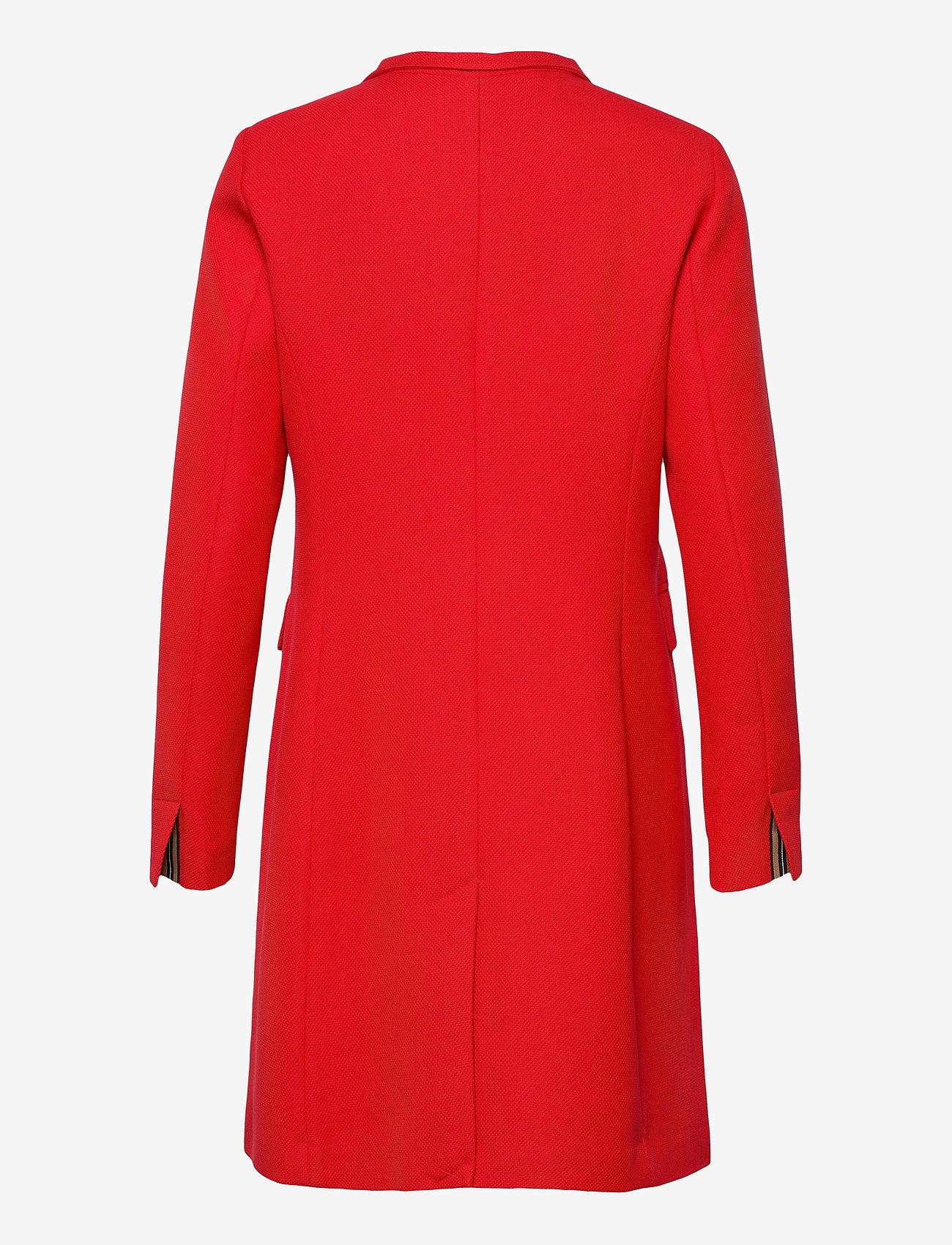 Esprit Casual - Coats woven - manteaux legères - red - 1