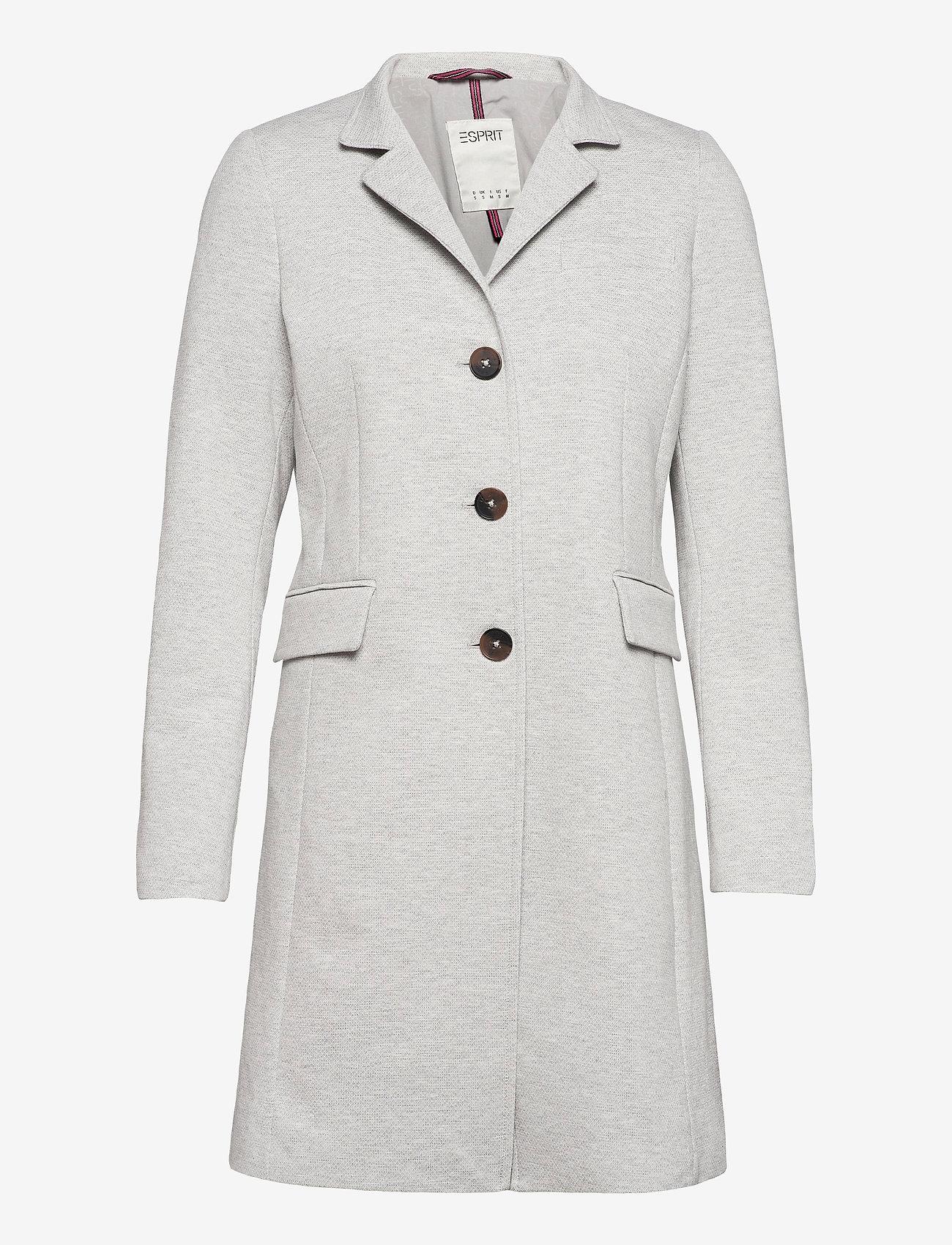 Esprit Casual - Coats woven - manteaux legères - light grey 5 - 0