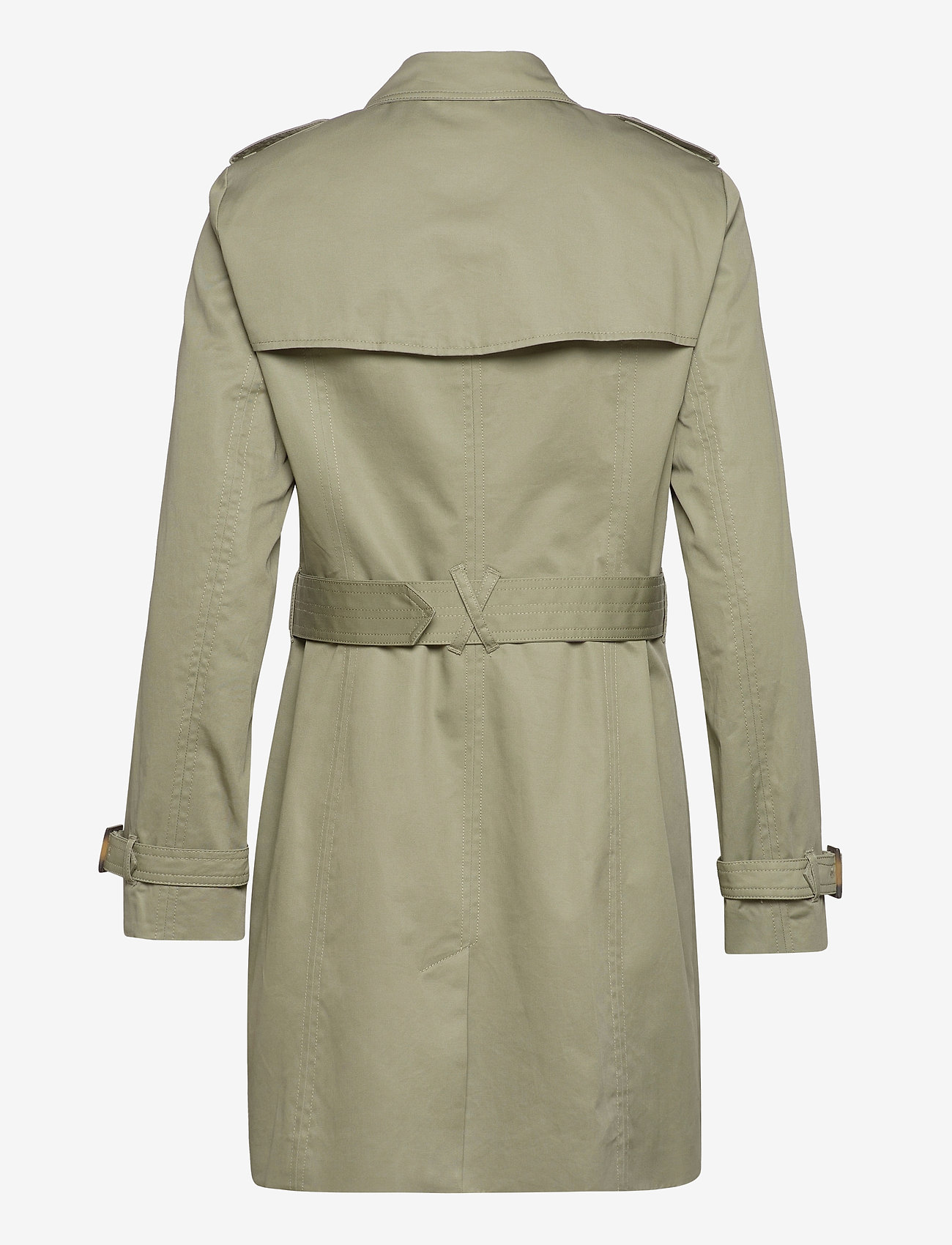 Esprit Casual - Coats woven - trenchs - light khaki - 1