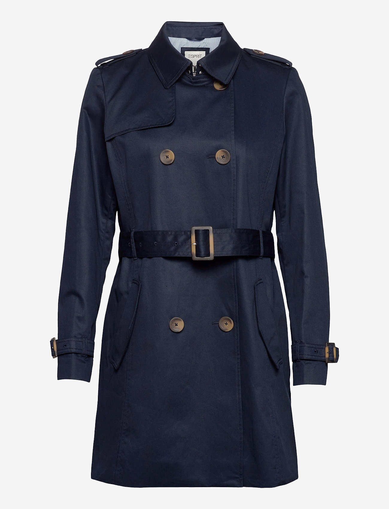 Esprit Casual - Coats woven - trenchs - navy - 0