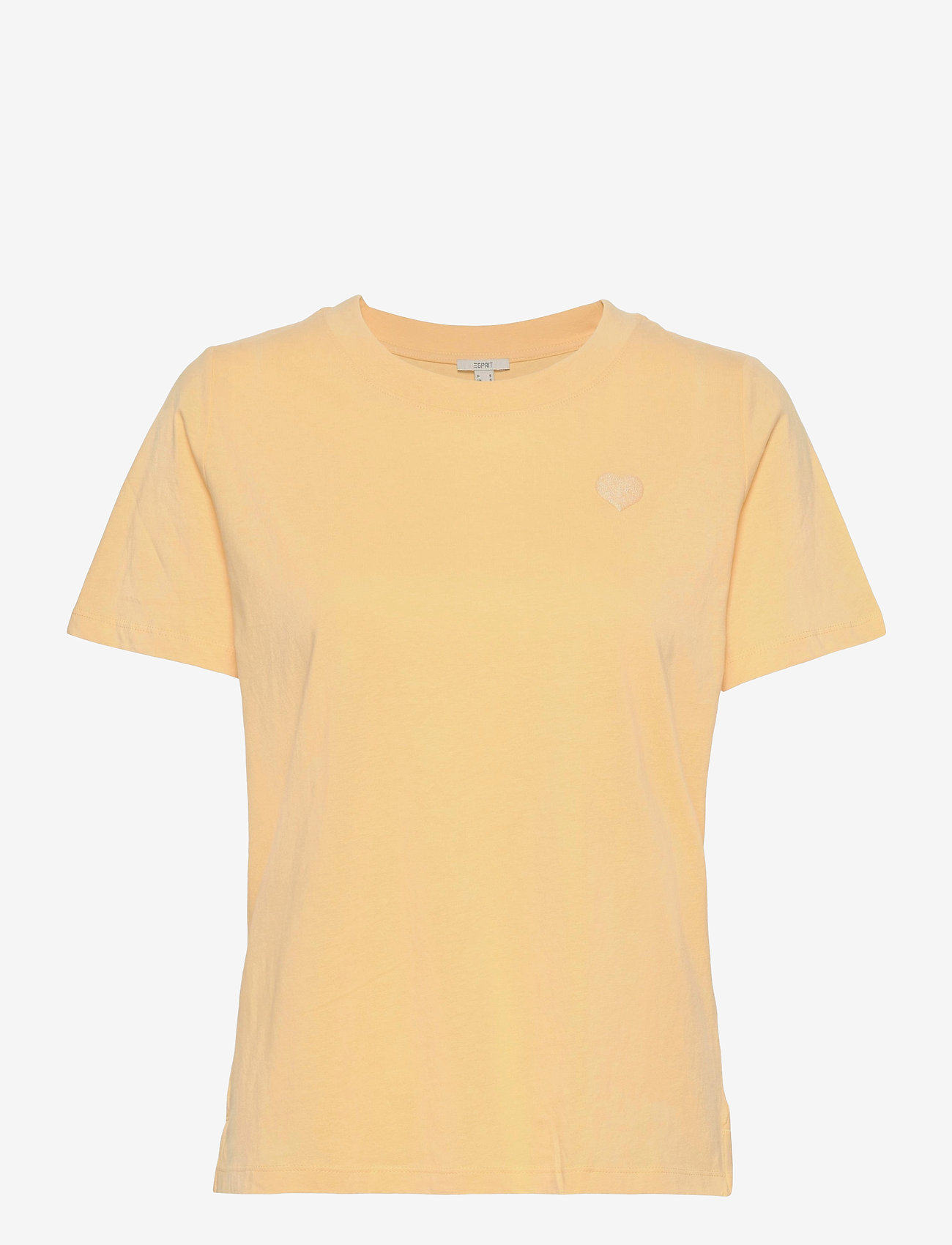 Esprit Casual - T-Shirts - t-shirts - sunflower yellow - 0