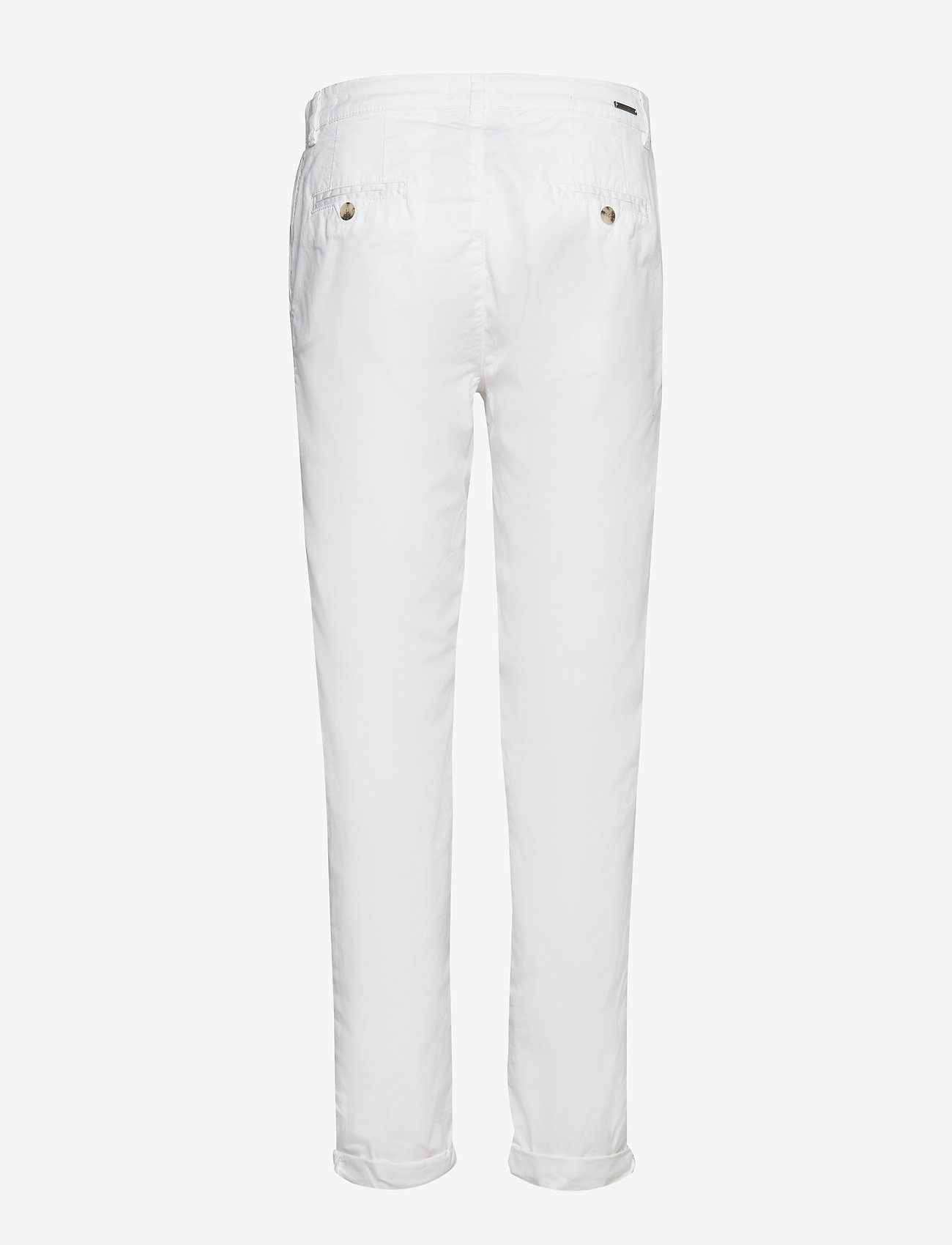 Esprit Casual - Pants woven - chinos - white - 1