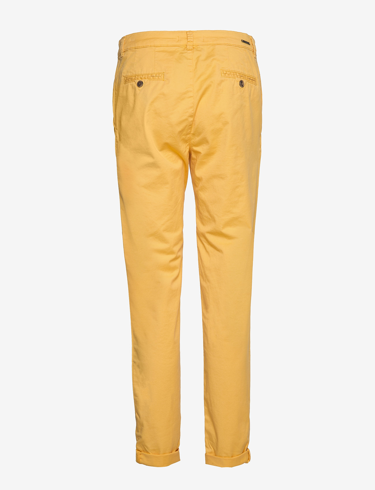 Esprit Casual - Pants woven - chinos - yellow - 1