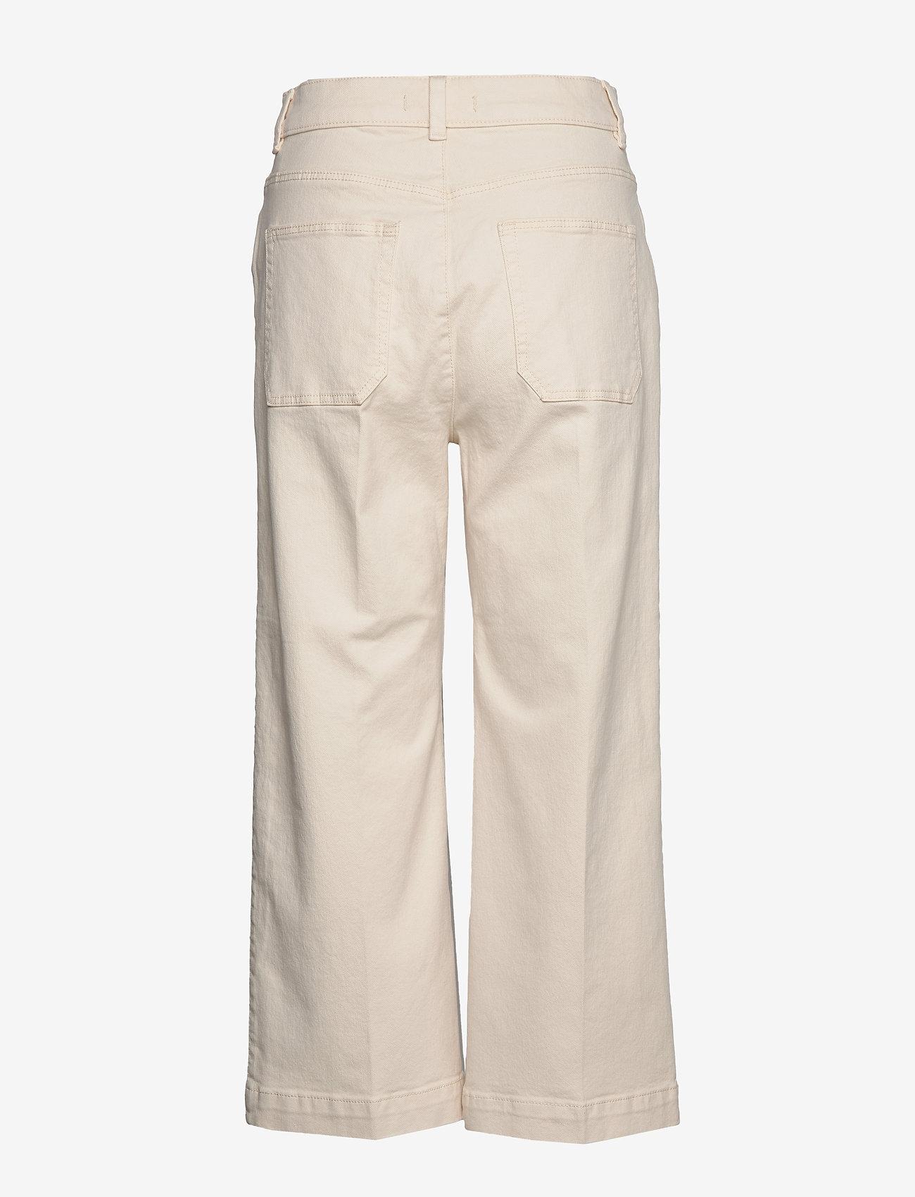 Esprit Casual - Pants woven - vide bukser - ice - 1