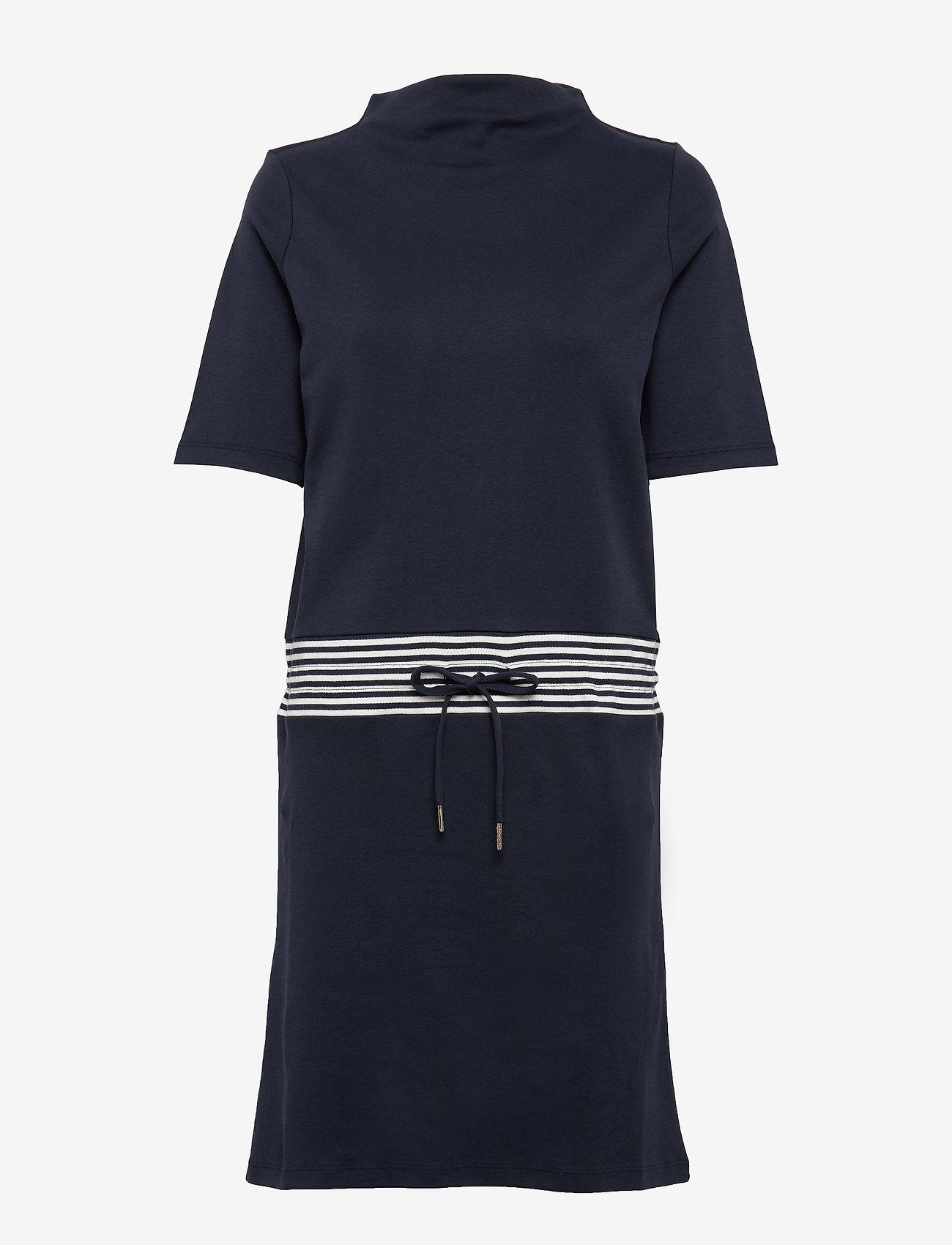 Esprit Casual - Dresses knitted - korte kjoler - navy - 0