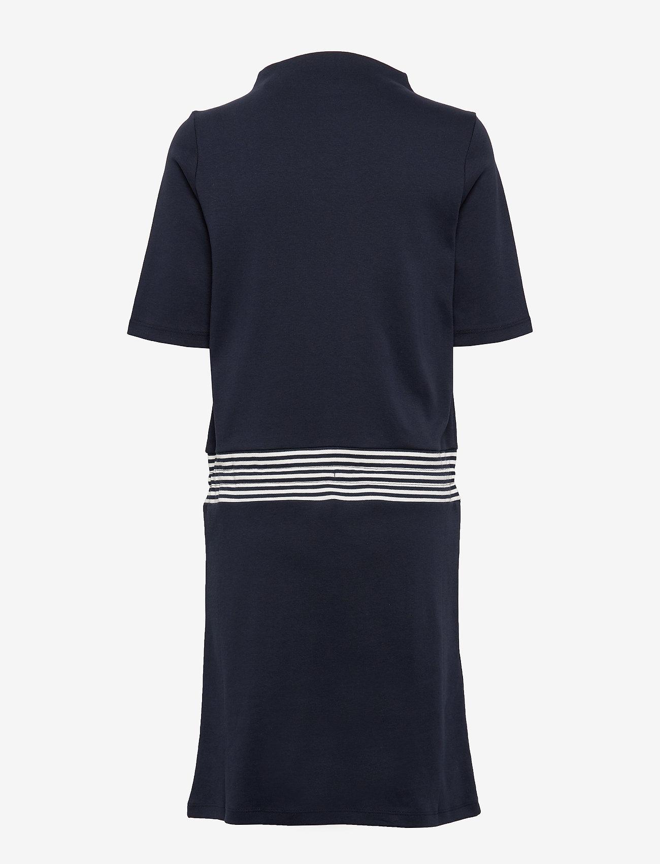 Esprit Casual - Dresses knitted - korte kjoler - navy - 1