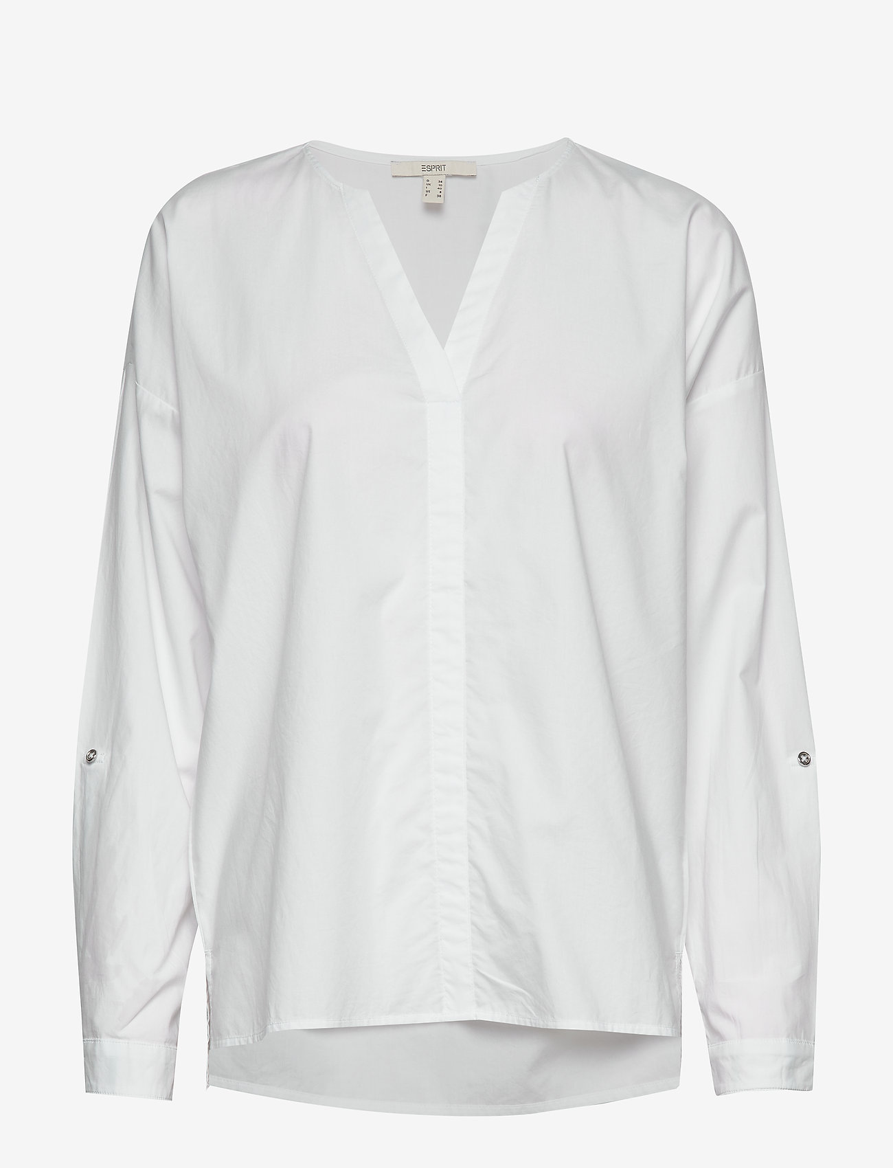 Esprit Casual - Blouses woven - langermede bluser - white - 0