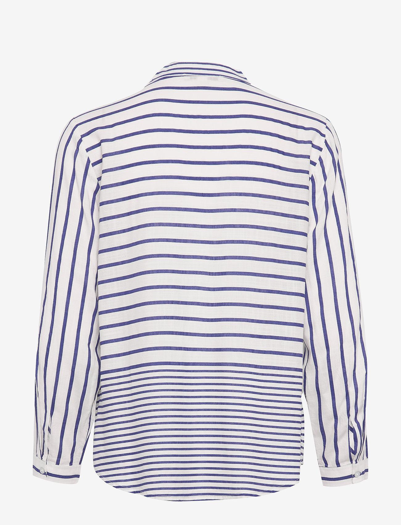 Esprit Casual - Blouses woven - langærmede bluser - bright blue 3 - 1