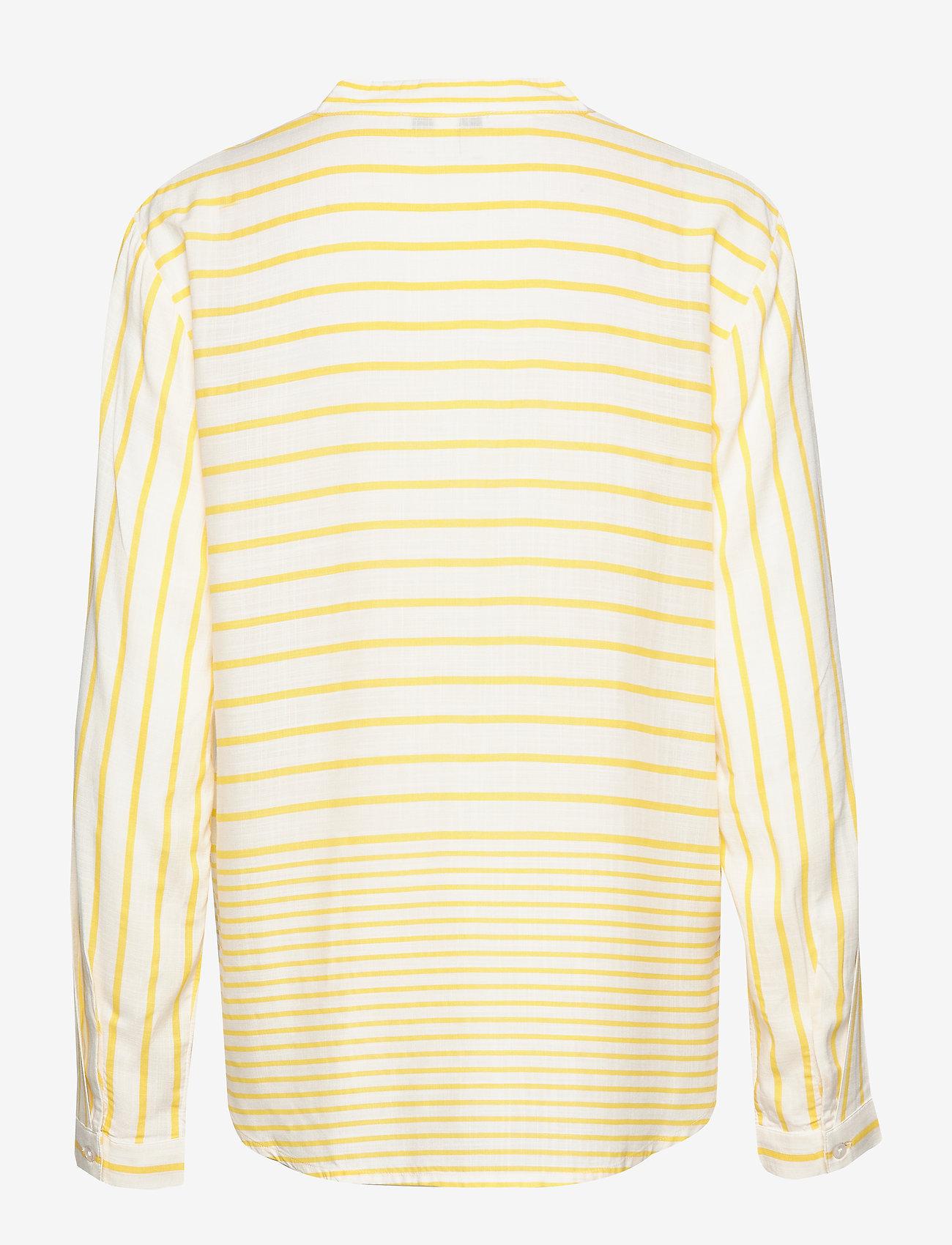 Esprit Casual - Blouses woven - langærmede bluser - yellow 3 - 1