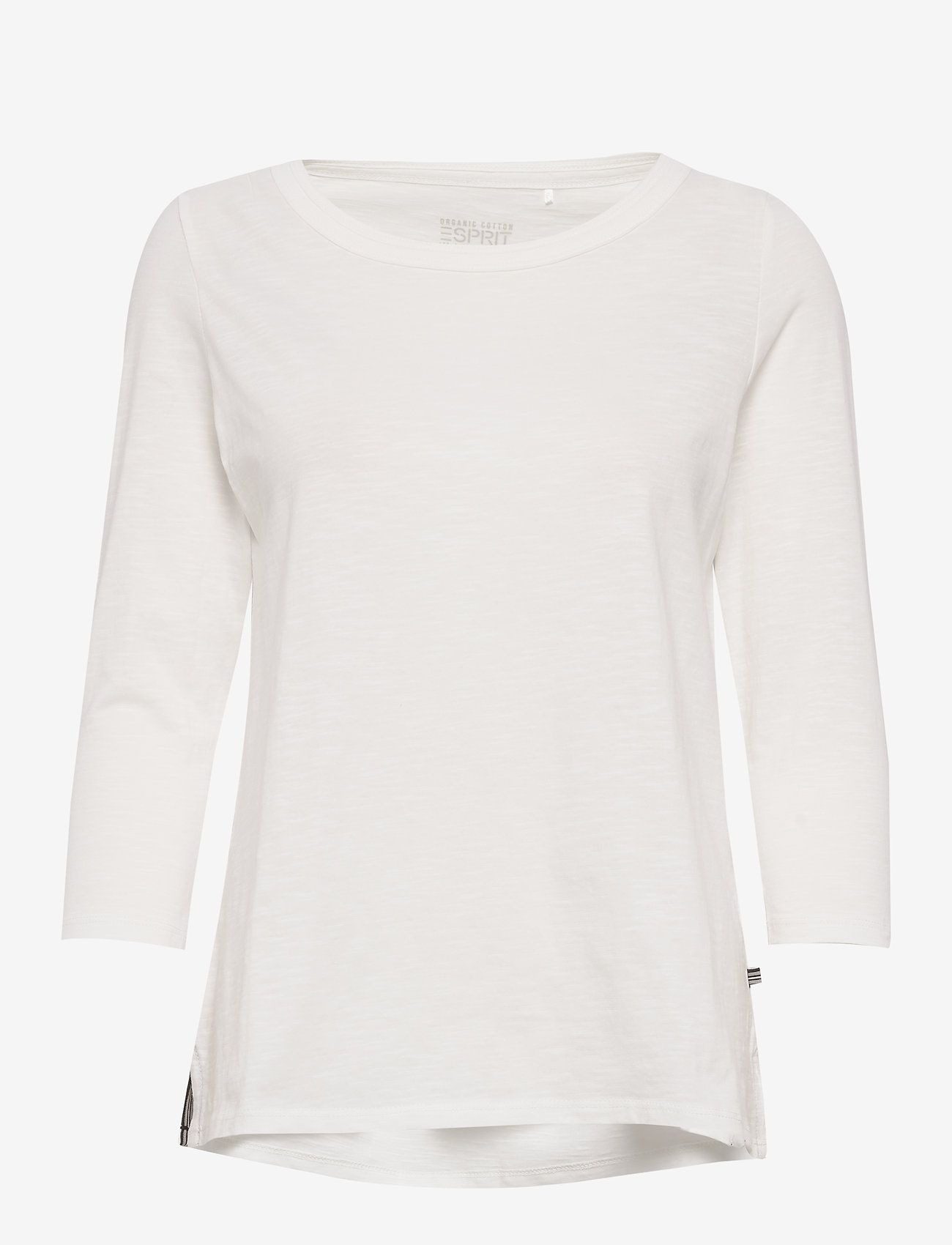 Esprit Casual - T-Shirts - basic t-shirts - off white - 0