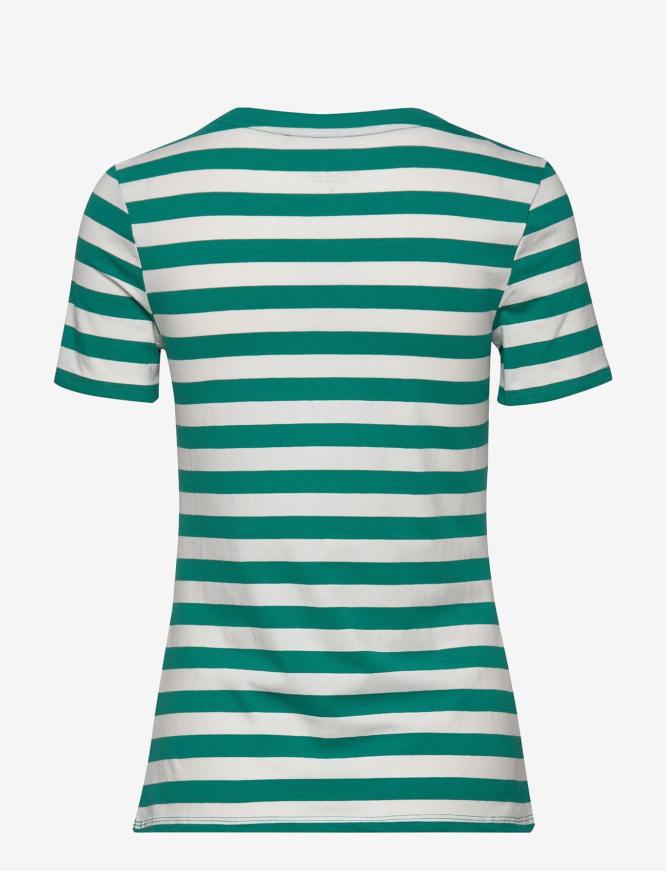 T-shirts (Teal Green 4) (155.99 kr) - Esprit Casual