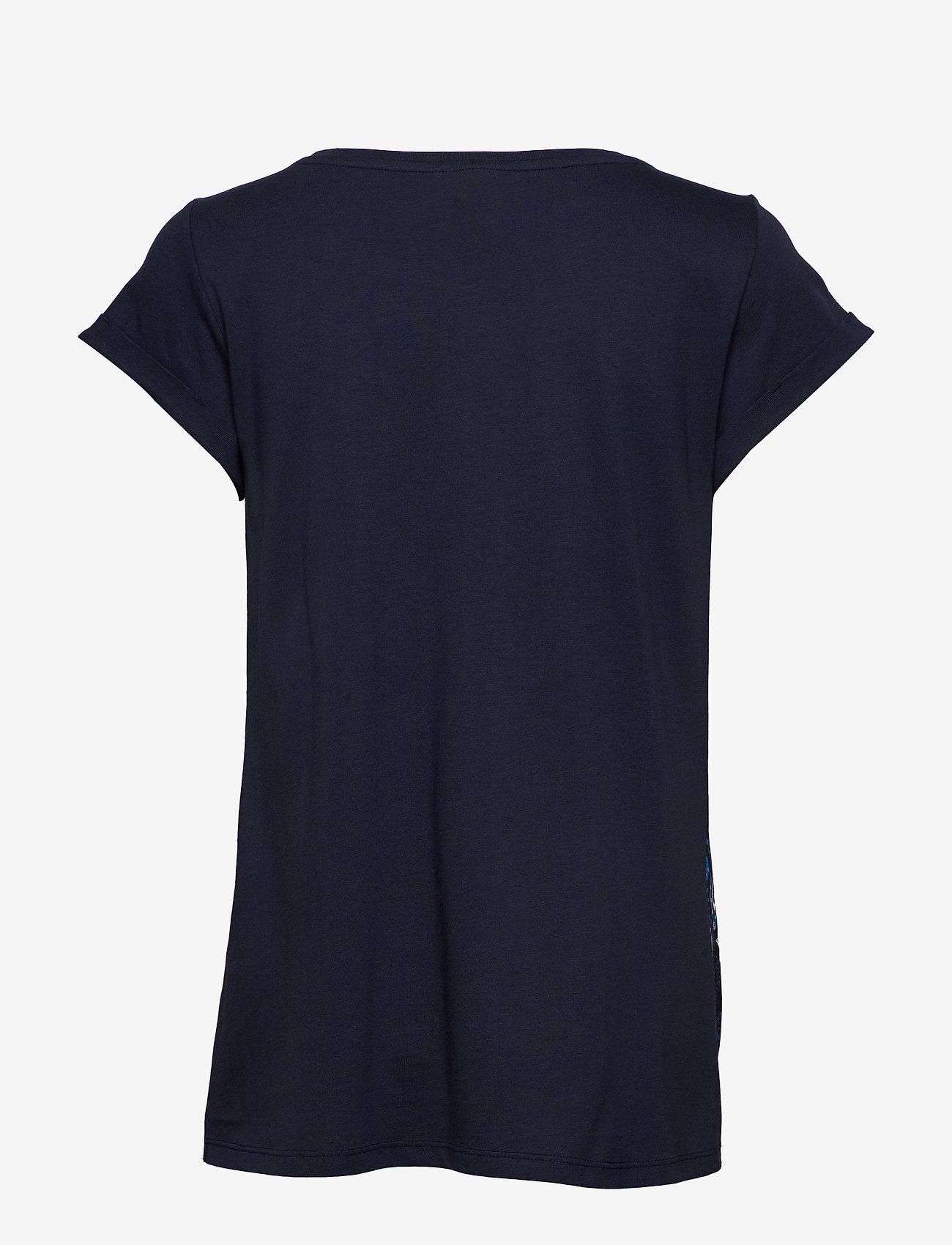 Esprit Casual - T-Shirts - t-shirts - navy 5 - 1