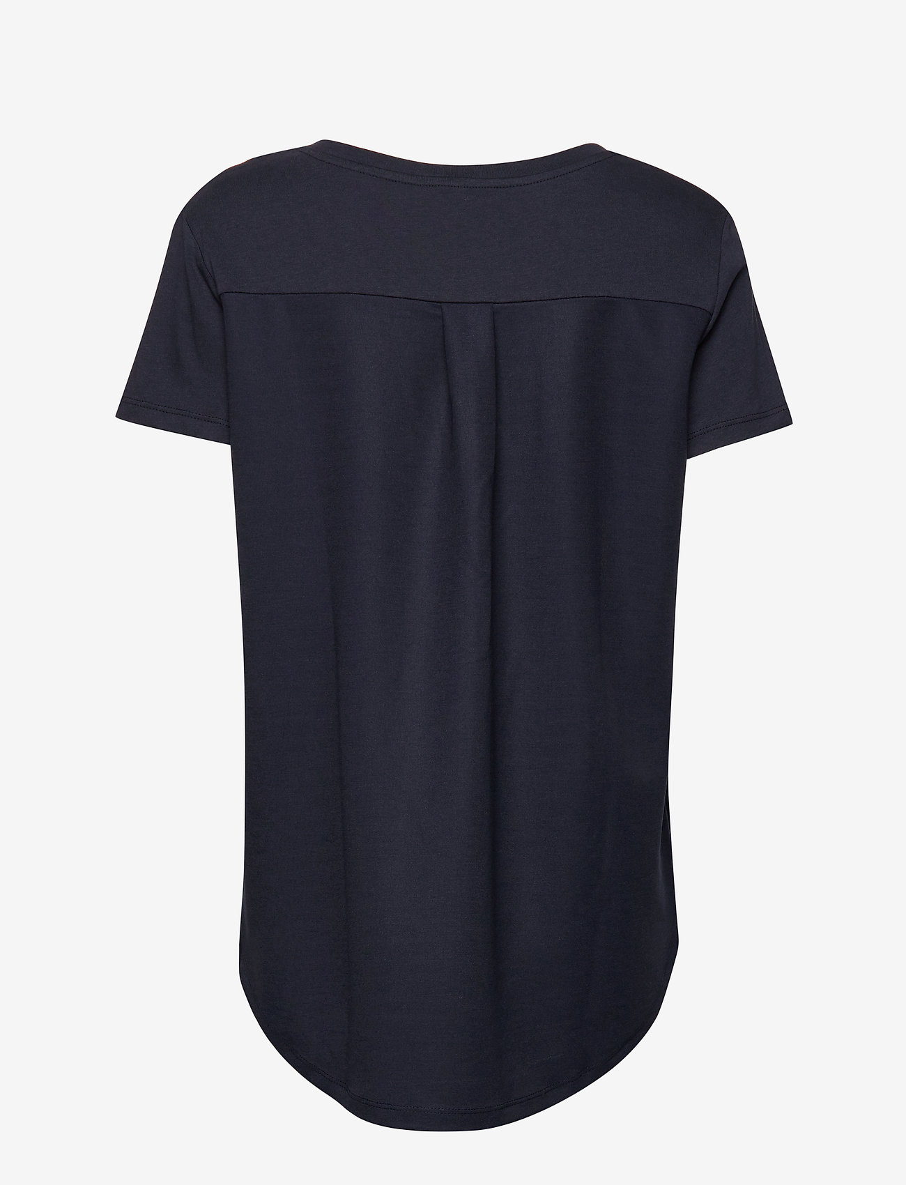 Esprit Casual - T-Shirts - basic t-shirts - navy - 1