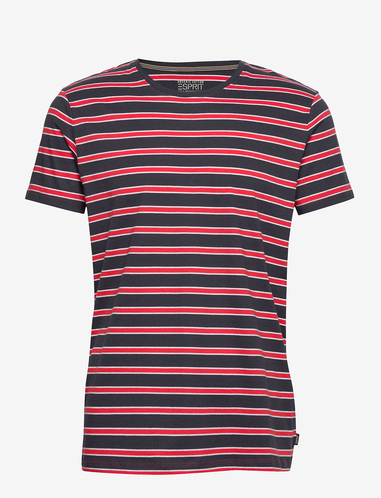 Esprit Casual - T-Shirts - short-sleeved t-shirts - red 3 - 0