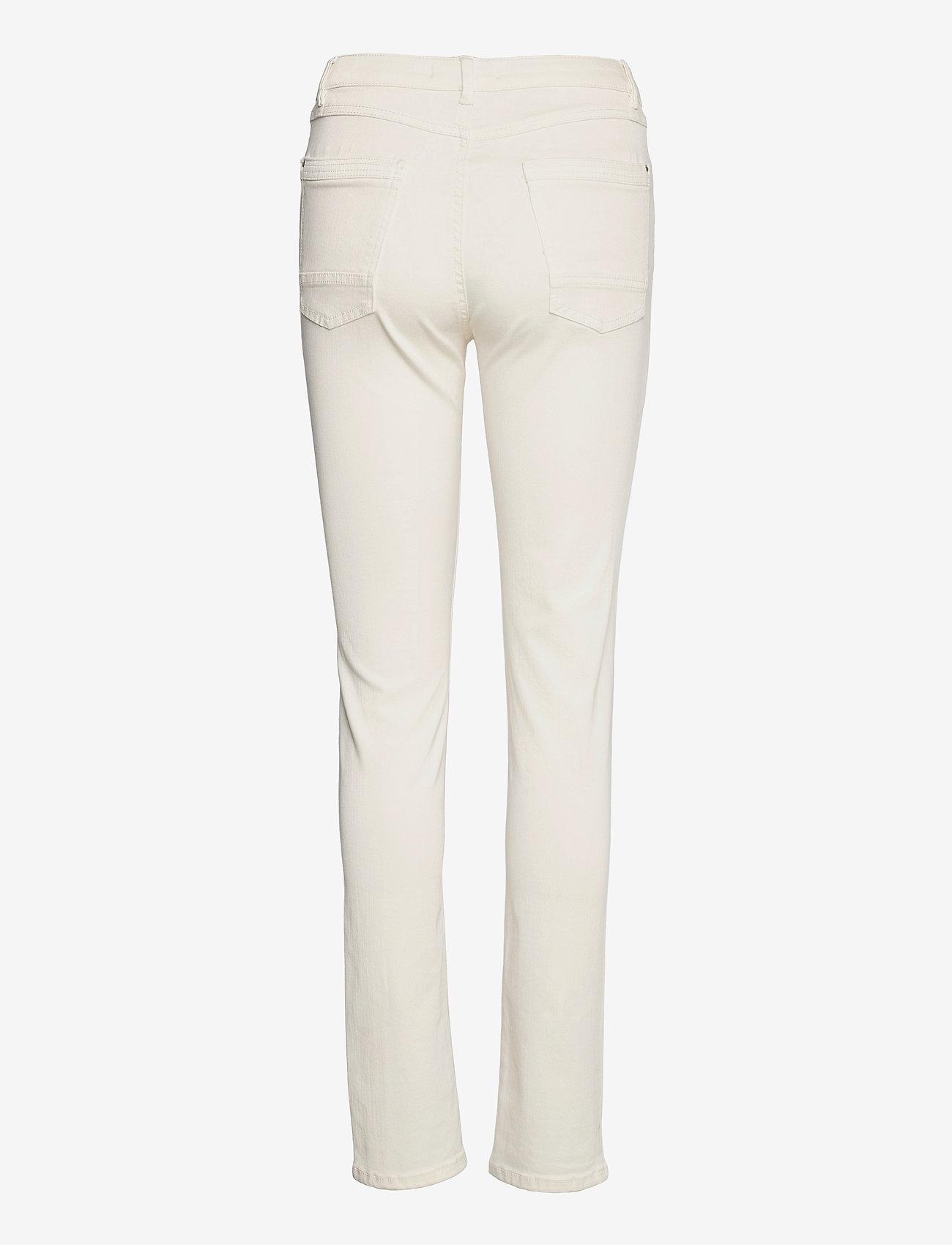 Esprit Casual - Pants woven - slim fit bukser - ice - 1