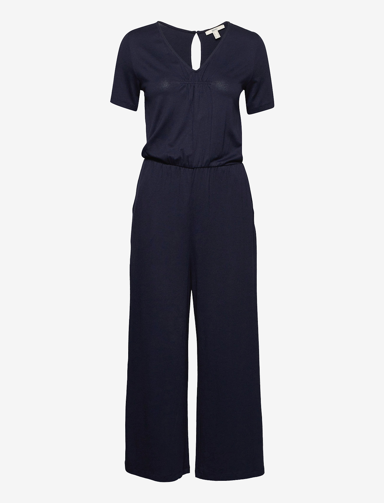Esprit Casual - Overalls knitted - kleding - navy - 0