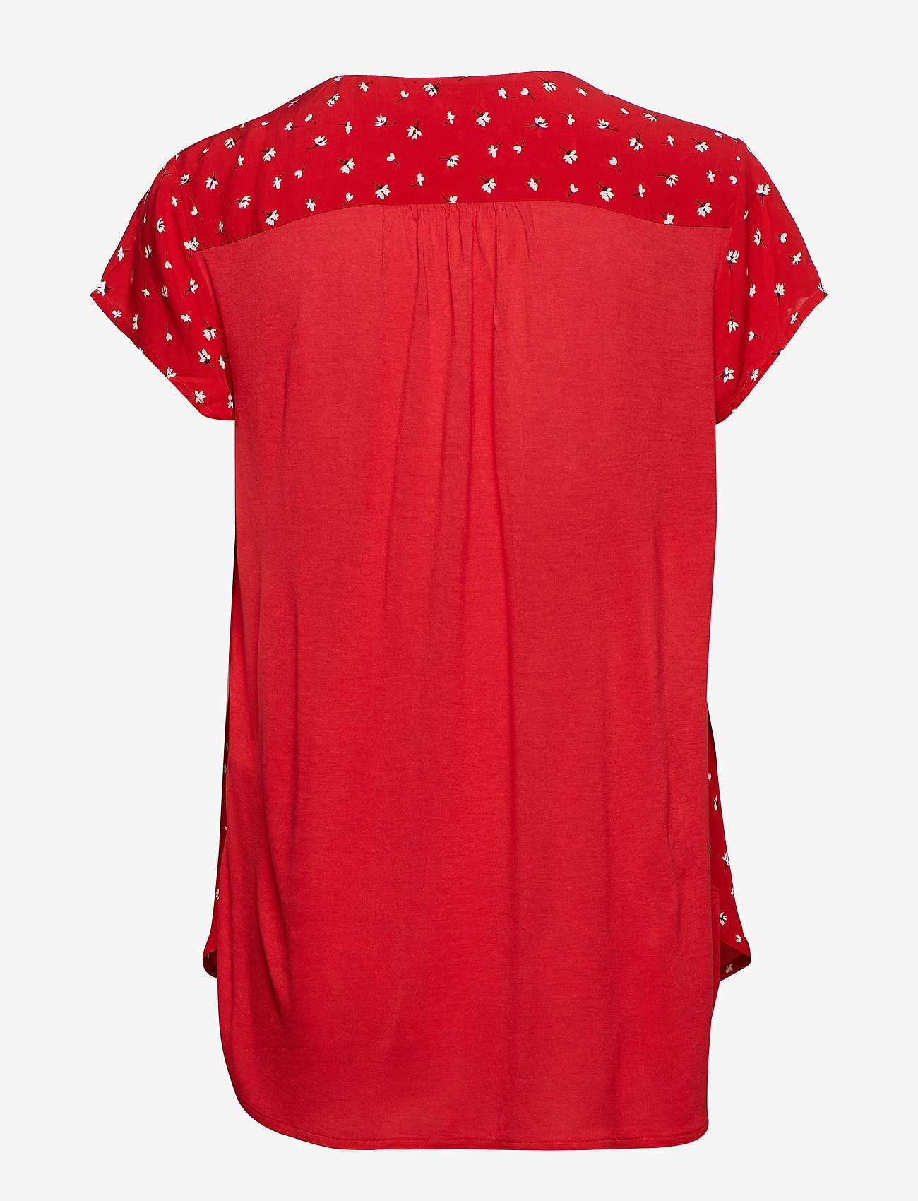 Esprit Casual - Blouses woven - t-shirts - red - 1