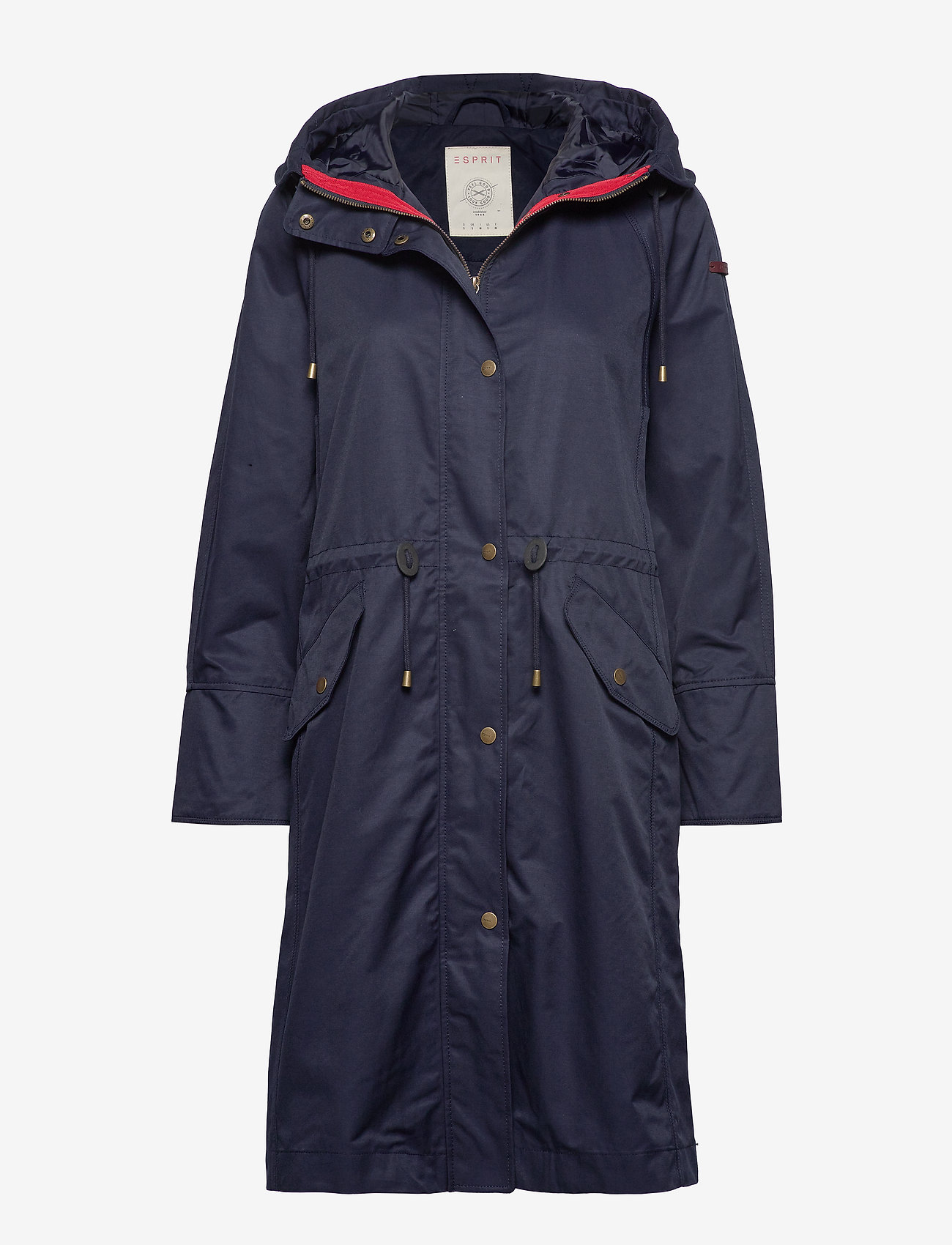 Esprit Casual - Coats woven - cienkie płaszcze - navy - 0