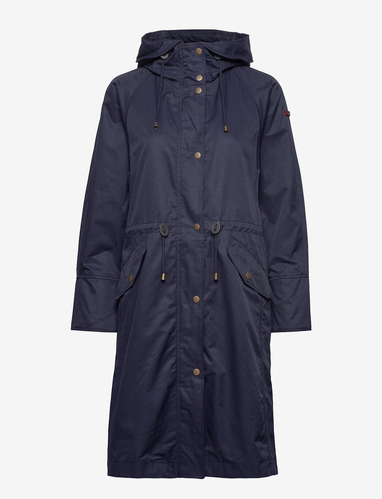 Esprit Casual - Coats woven - cienkie płaszcze - navy - 1