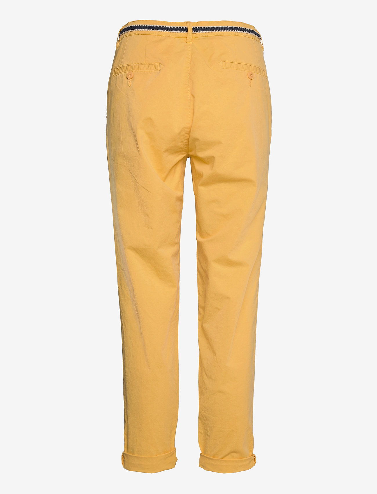 Esprit Casual - Pants woven - chinos - sunflower yellow - 1