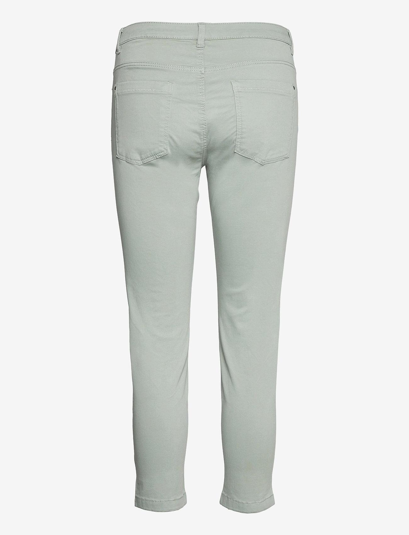 Esprit Casual - Pants woven - slim fit bukser - light khaki - 1