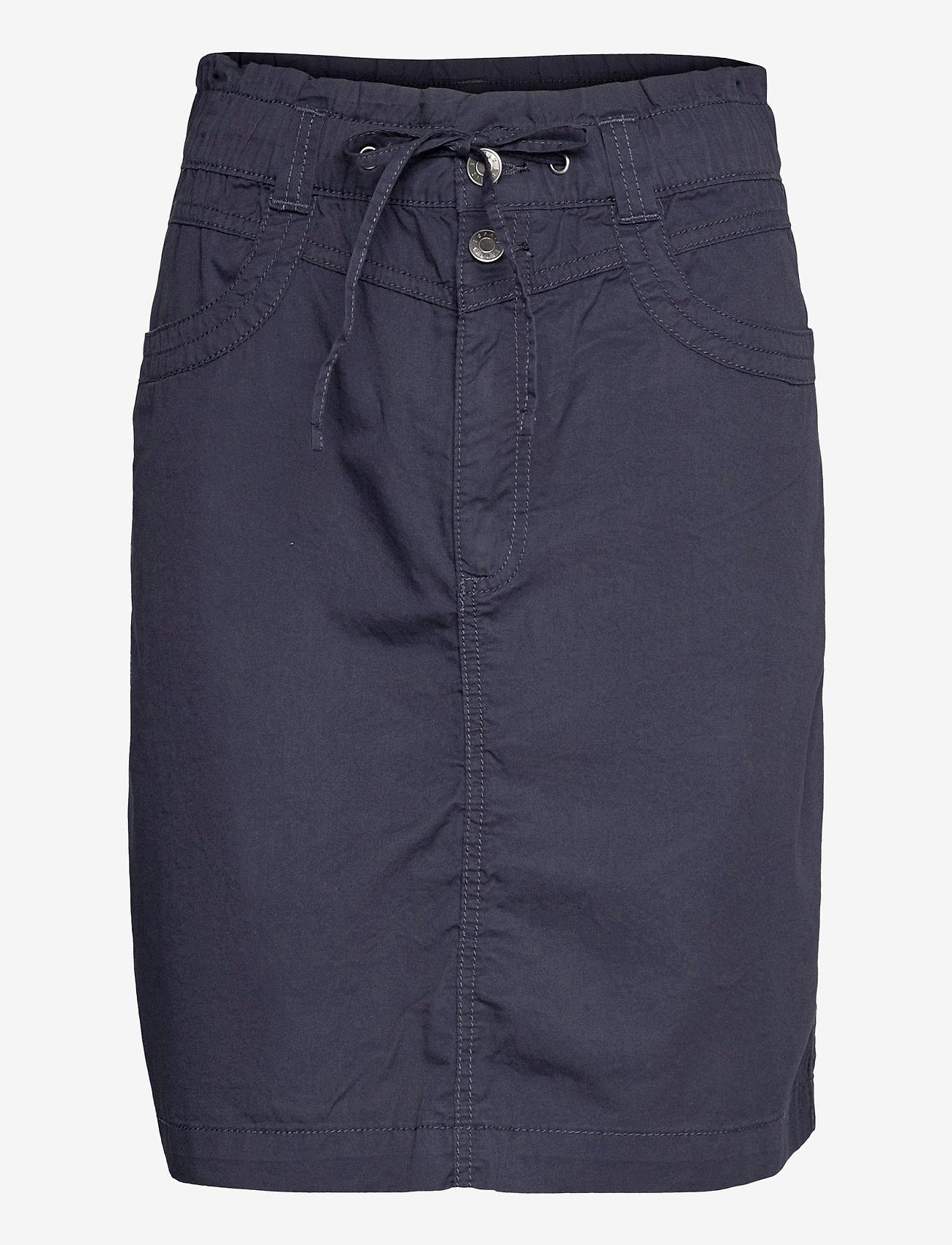 Esprit Casual - Skirts woven - korta kjolar - navy - 0