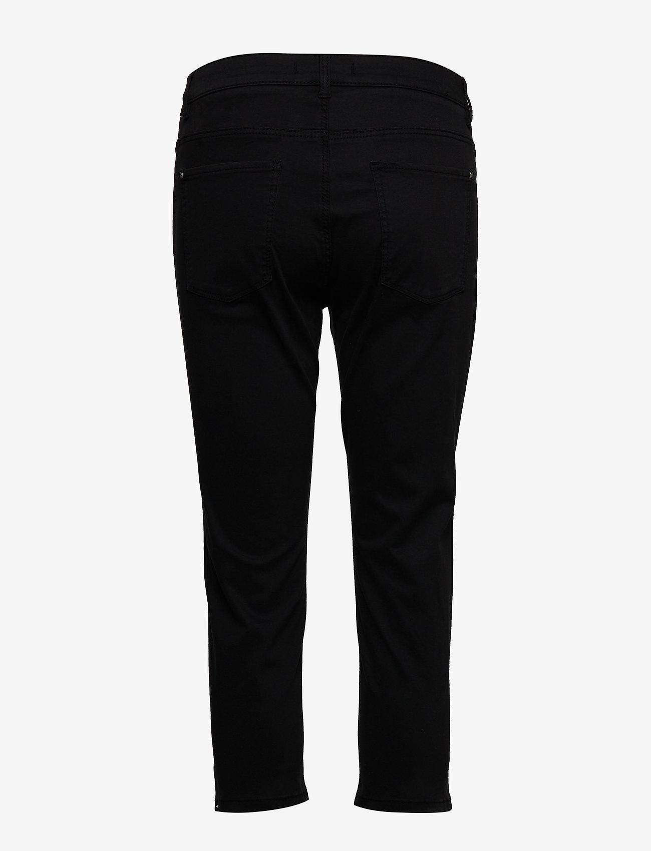Esprit Casual - Pants woven - casual bukser - black - 1