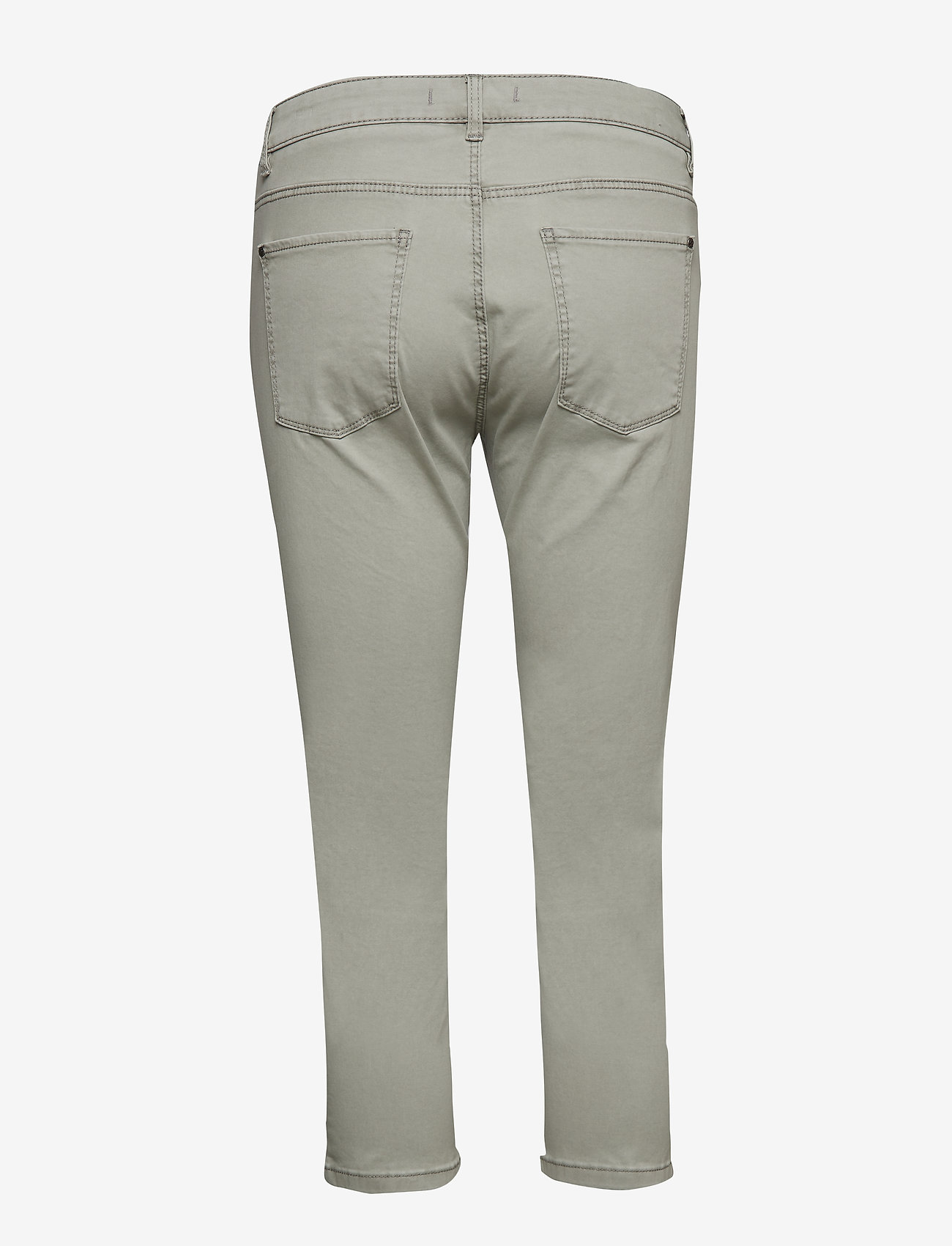 Esprit Casual - Pants woven - casual bukser - light grey - 1