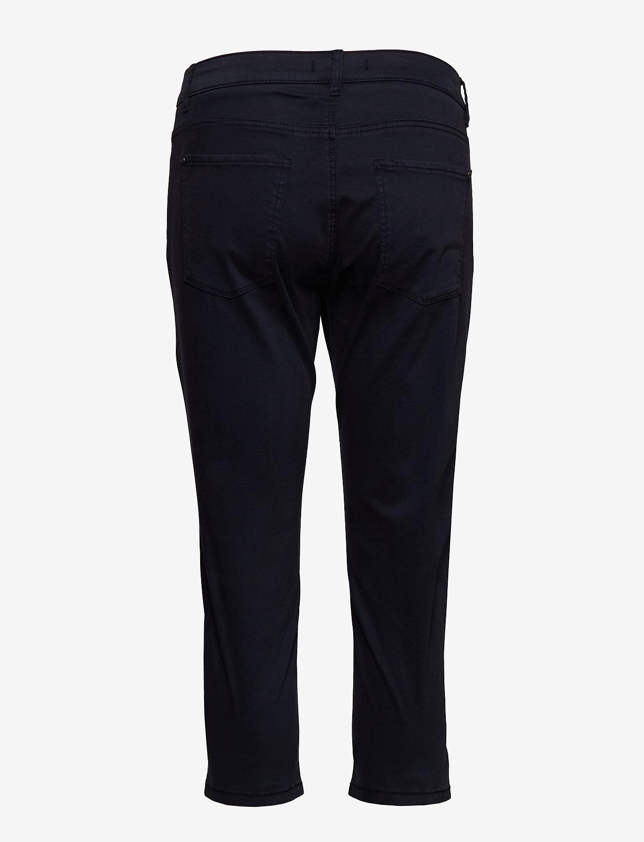 Esprit Casual - Pants woven - casual bukser - navy - 1