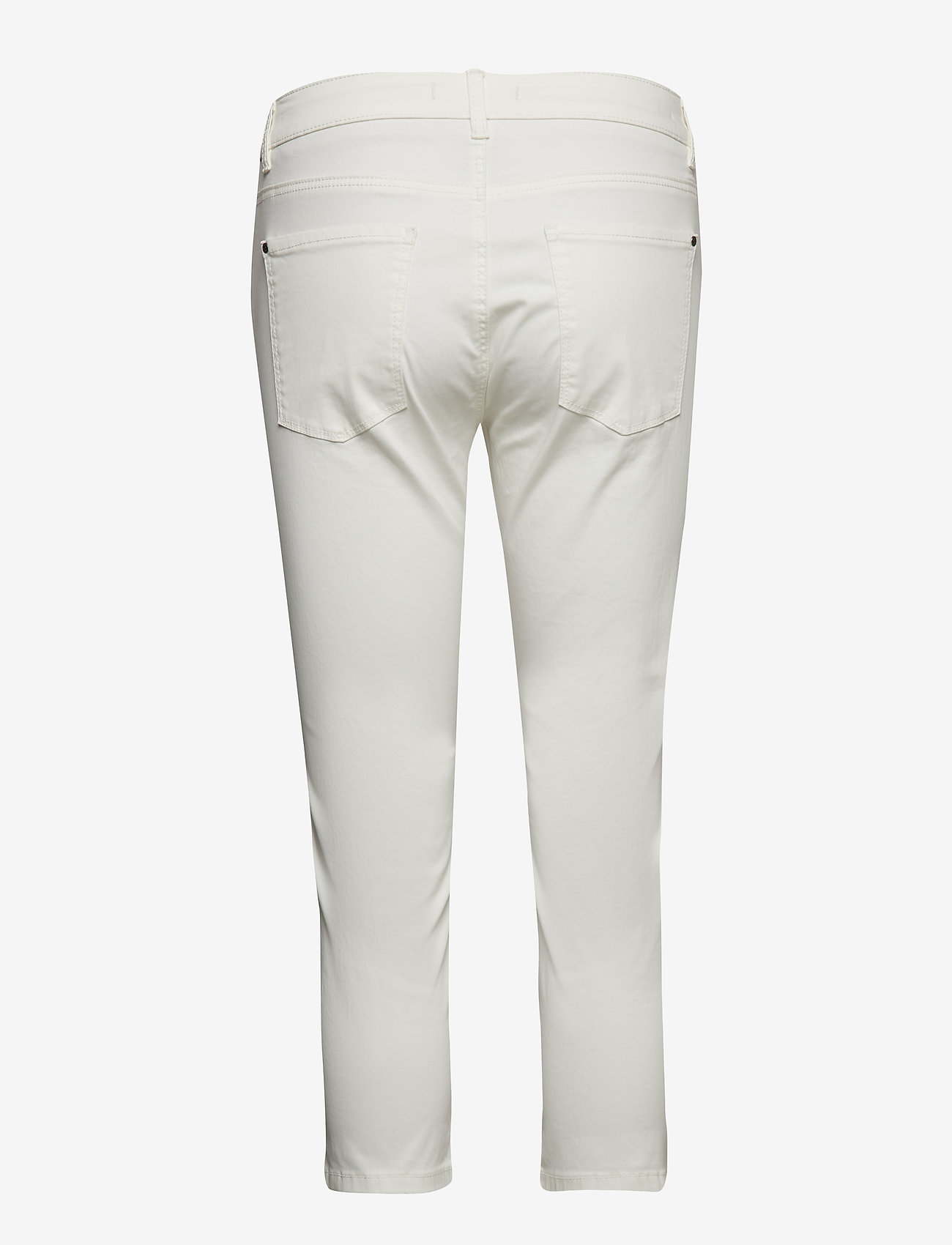 Esprit Casual - Pants woven - casual bukser - off white - 1